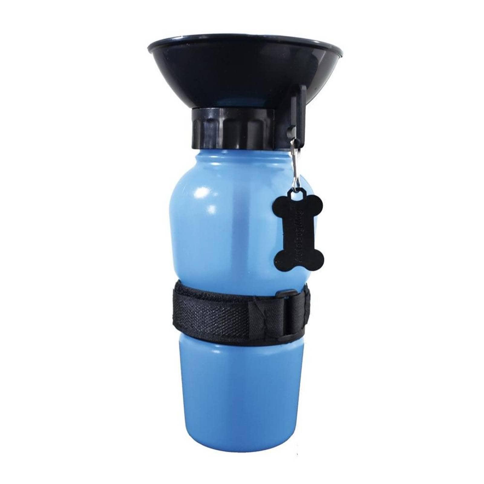Bebedero Portátil Azul