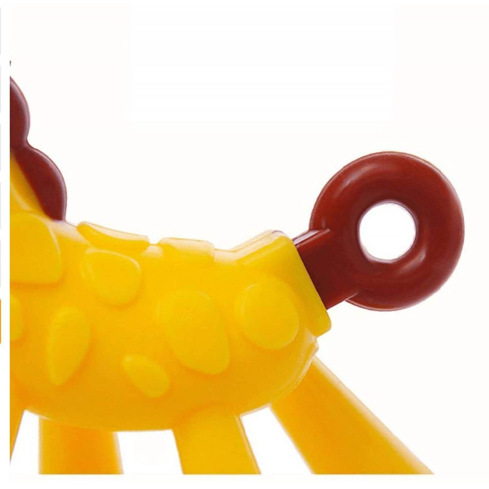 Mordedera para bebés jirafa
