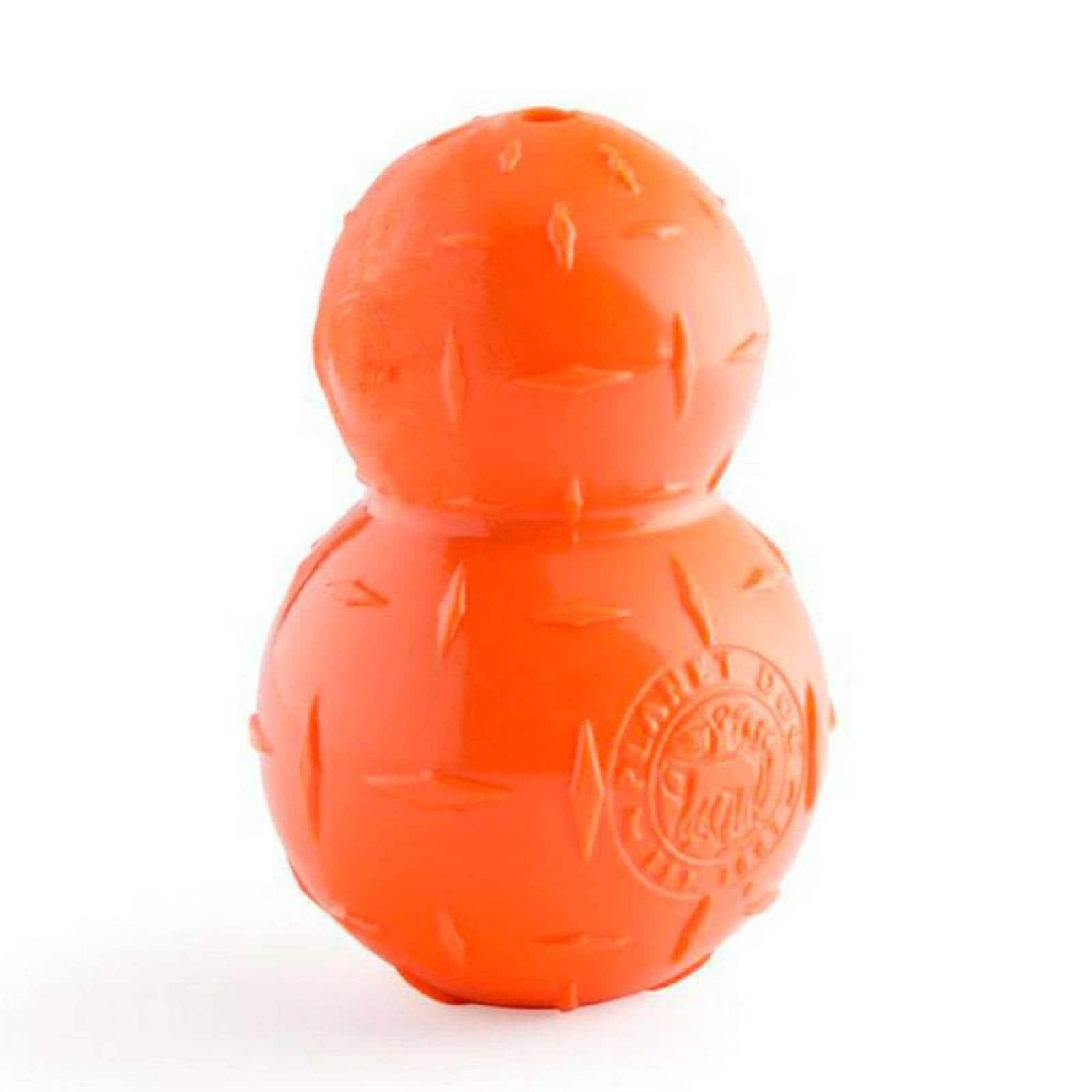 Double Tuff Chico Juguete Interactivo Naranja