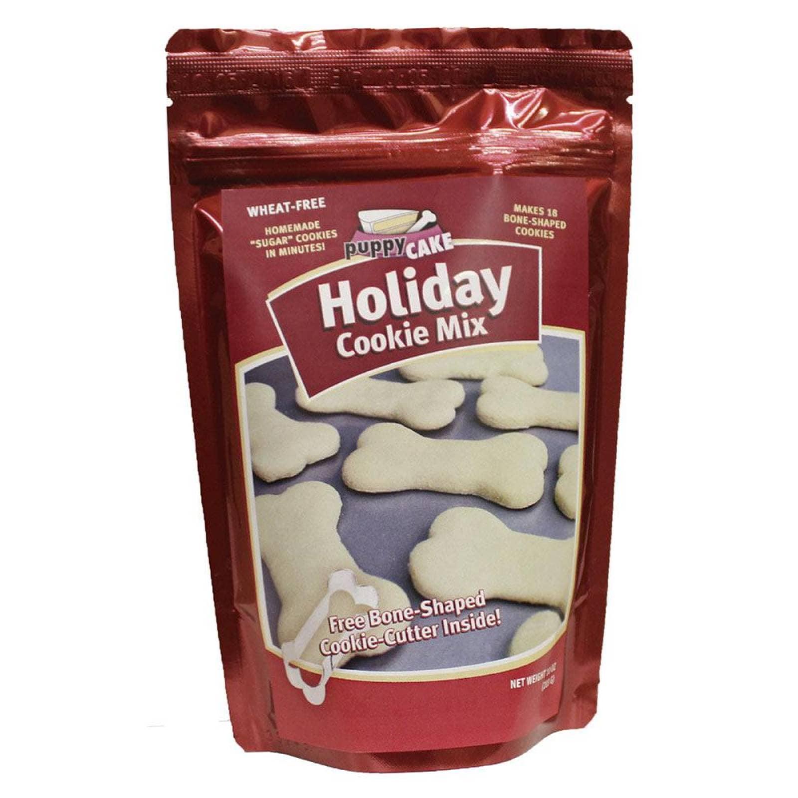 Holiday Cookie Mix Mezcla para Galletas