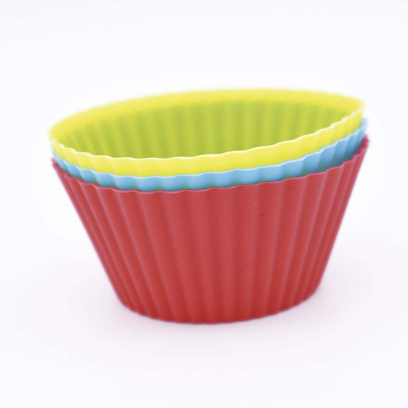 12 moldes para Cupcakes Muffins o Pasteles