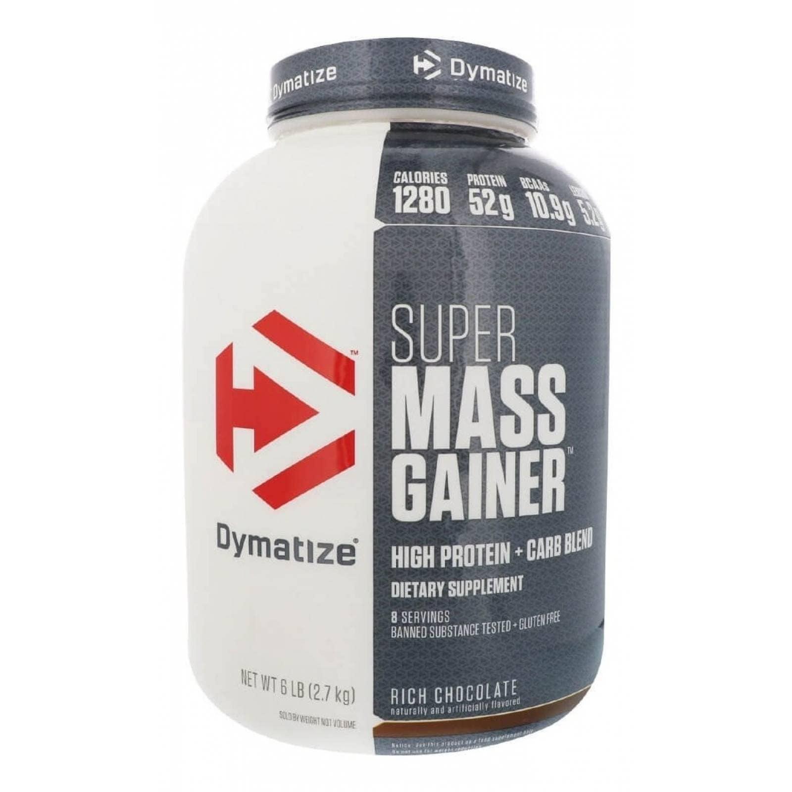 DYM SUPER MASS GAINER 6 LBS CHOCOLATE