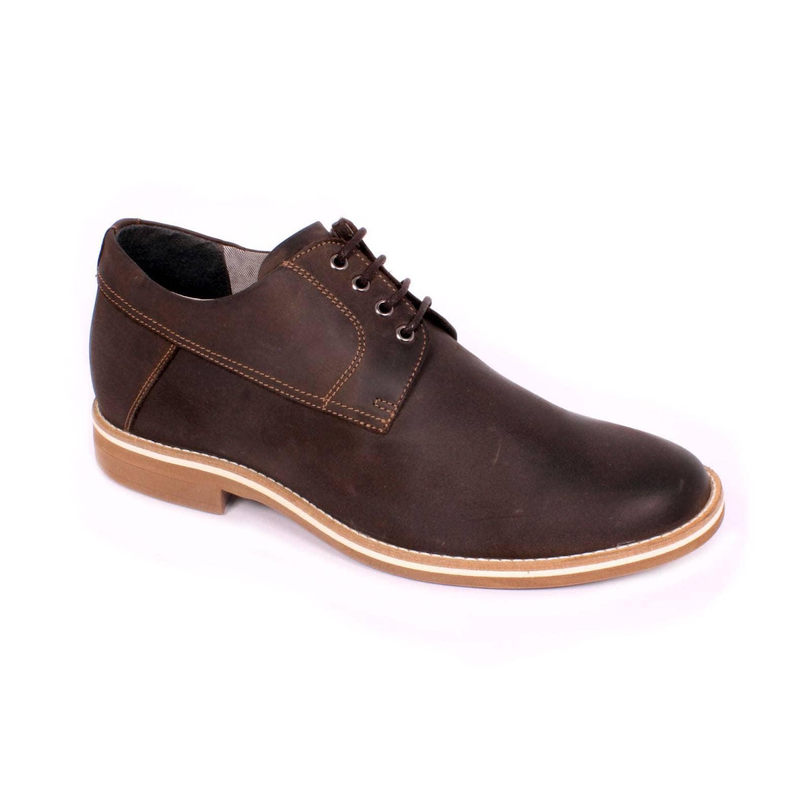 Zapato Casual Culture Café Max Denegri +7cms De Altura