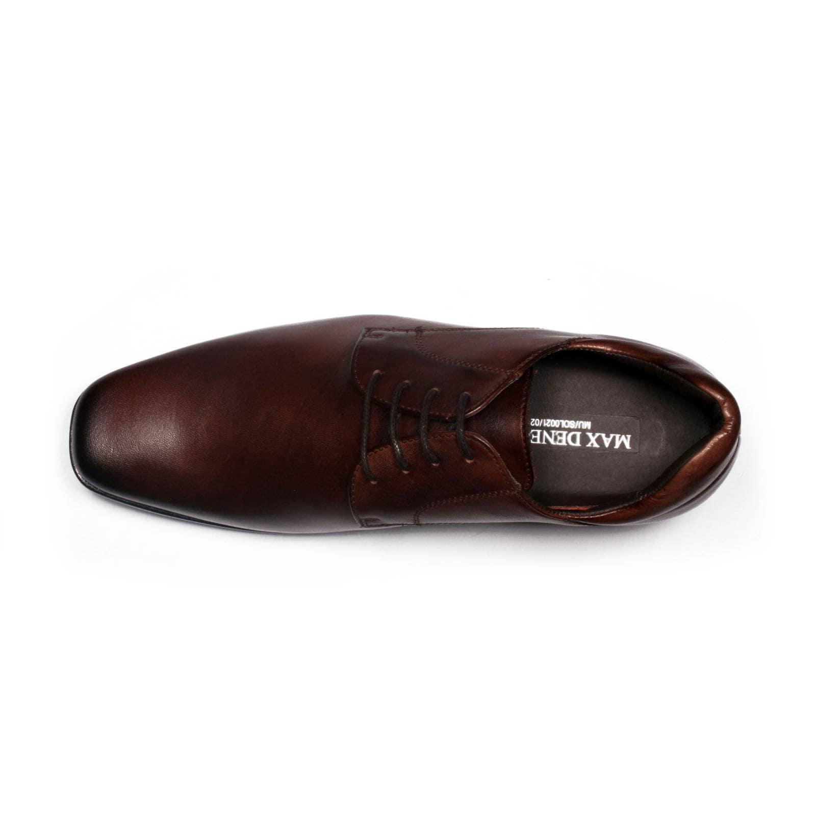 Zapato Formal Fashion Café Max Denegri +7cms De Altura