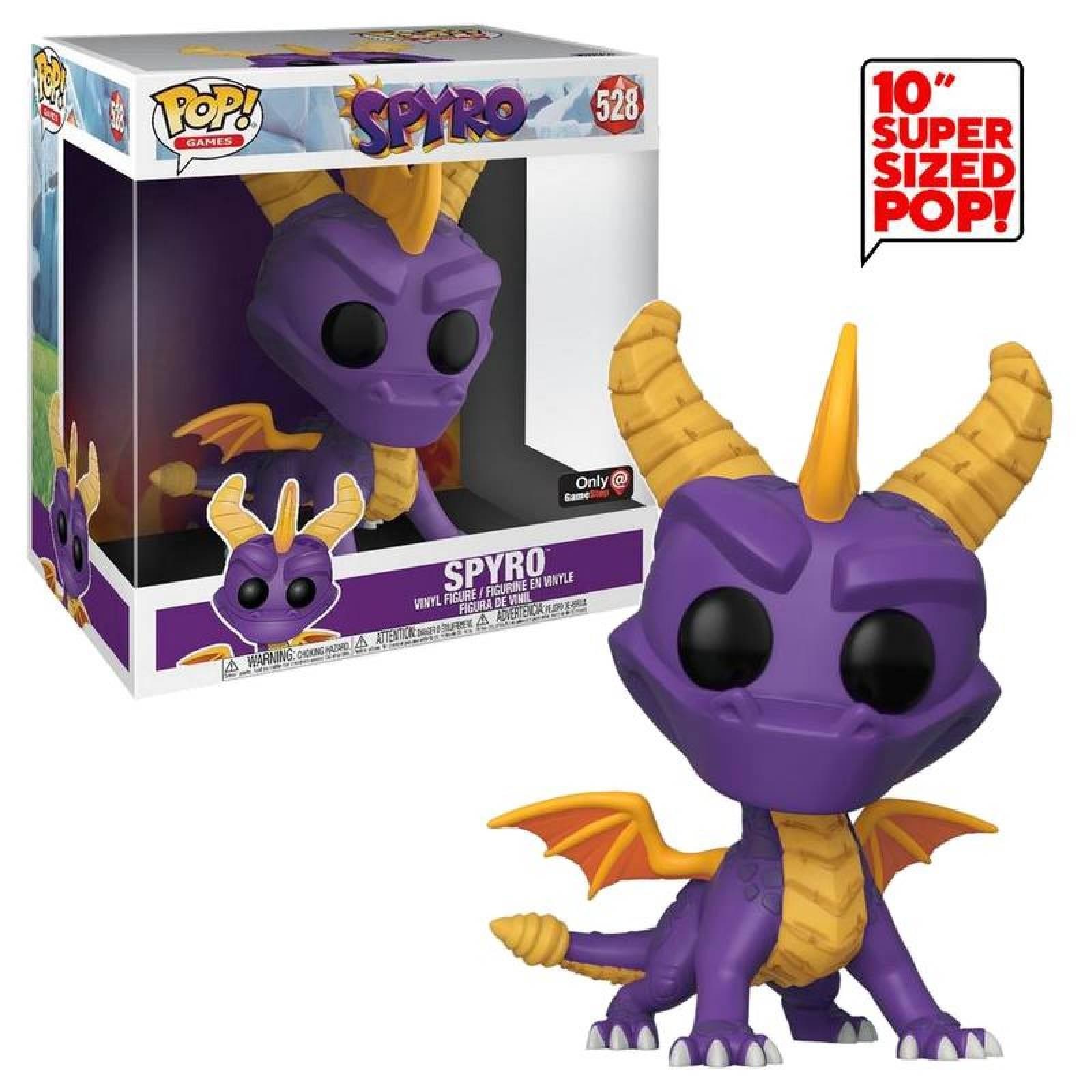 Spyro 10 Funko Pop Exclusivo