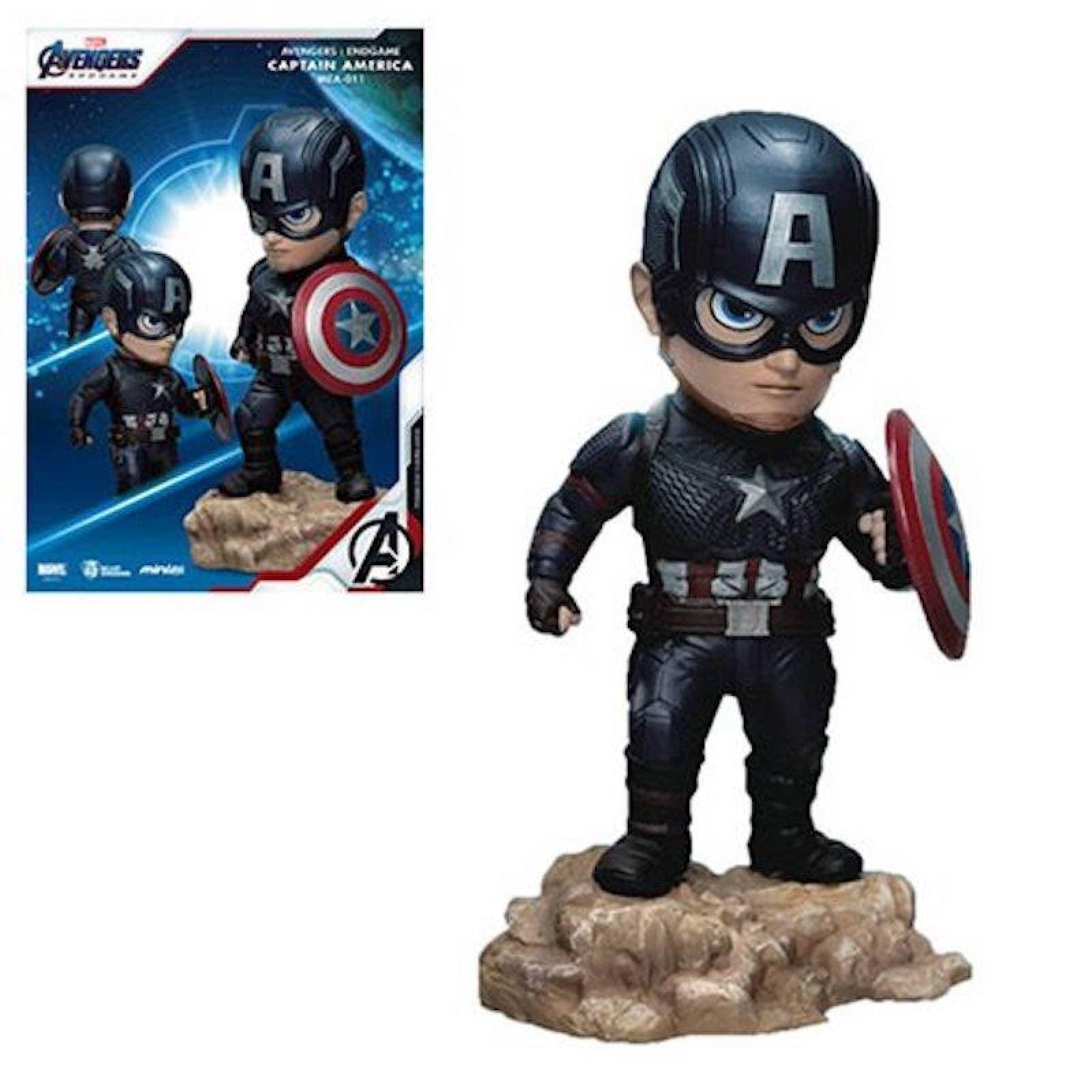 Capitan America Avengers Endgame MEA011 Egg Atack