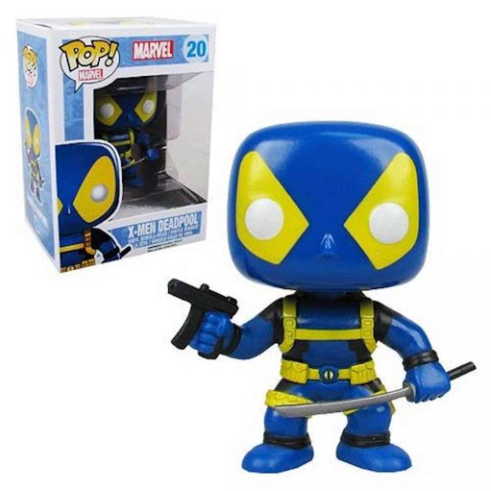 X-Men Deadpool Funko Pop Marvel