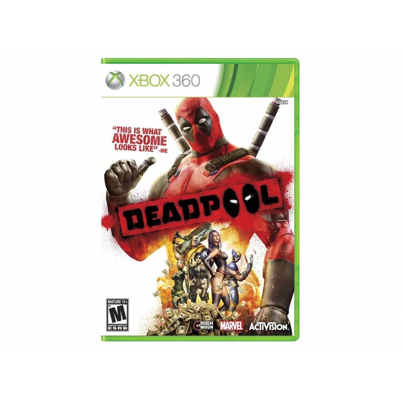 Deadpool Xbox 360