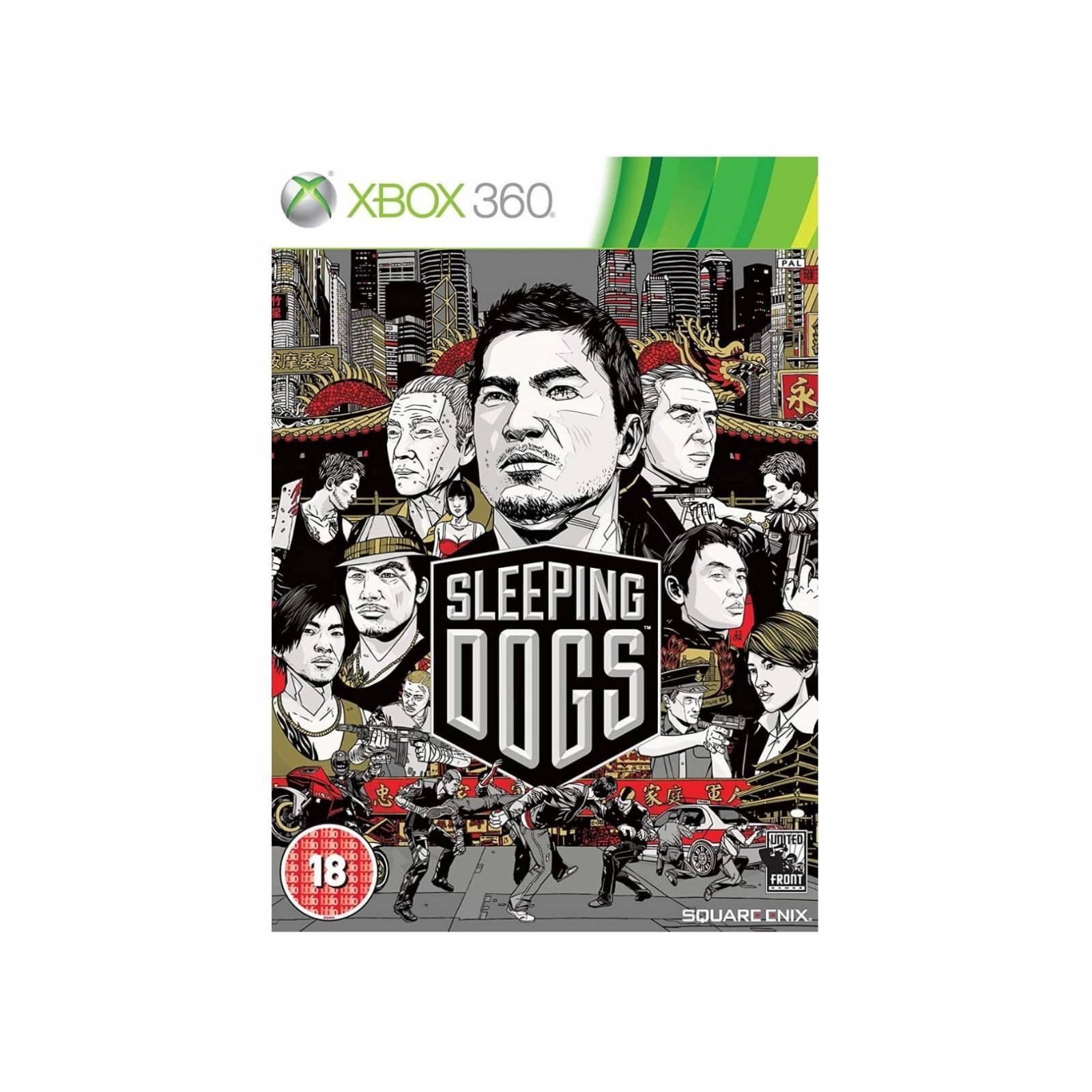 Sleeping Dogs X360