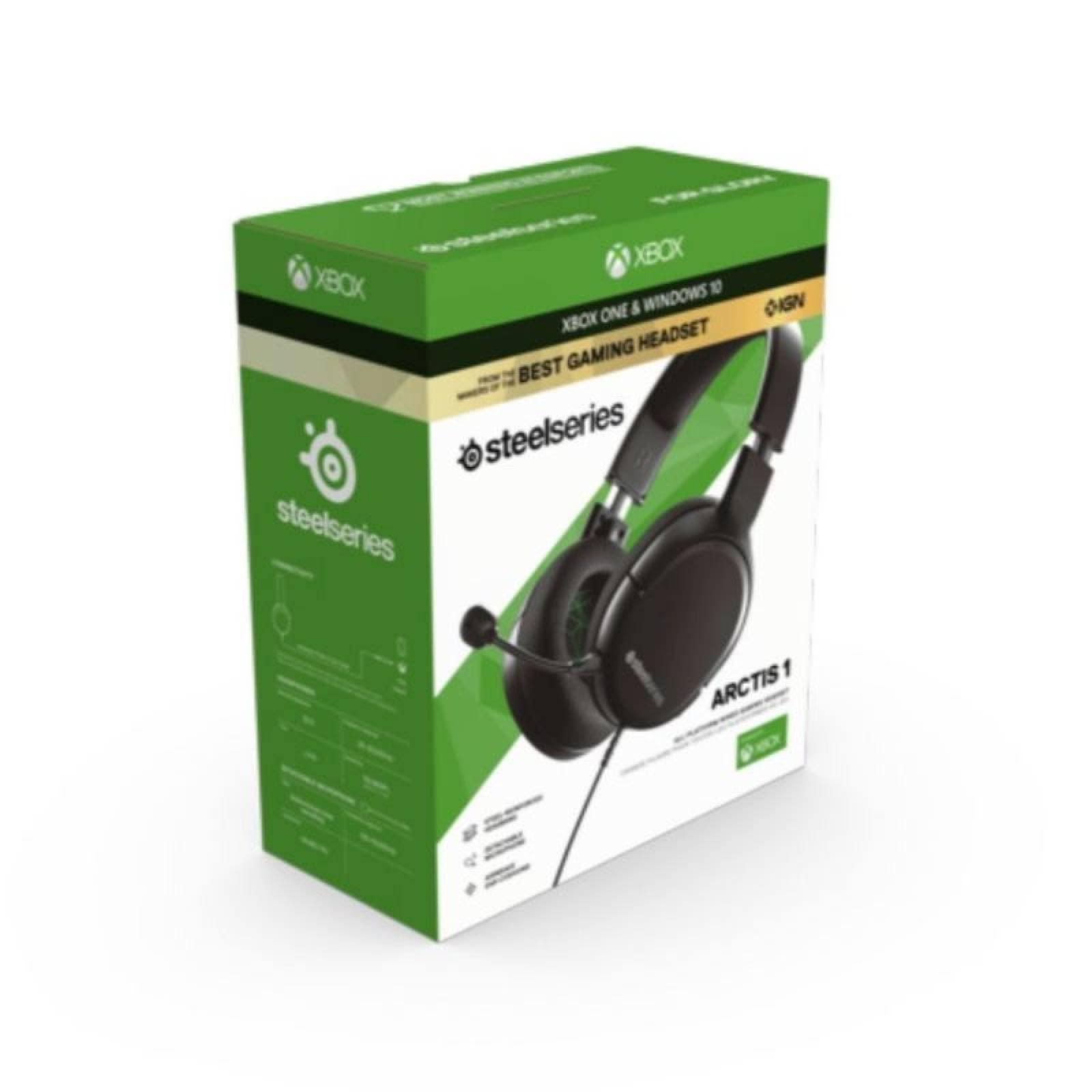 Audífonos Arctis 1 Xbox