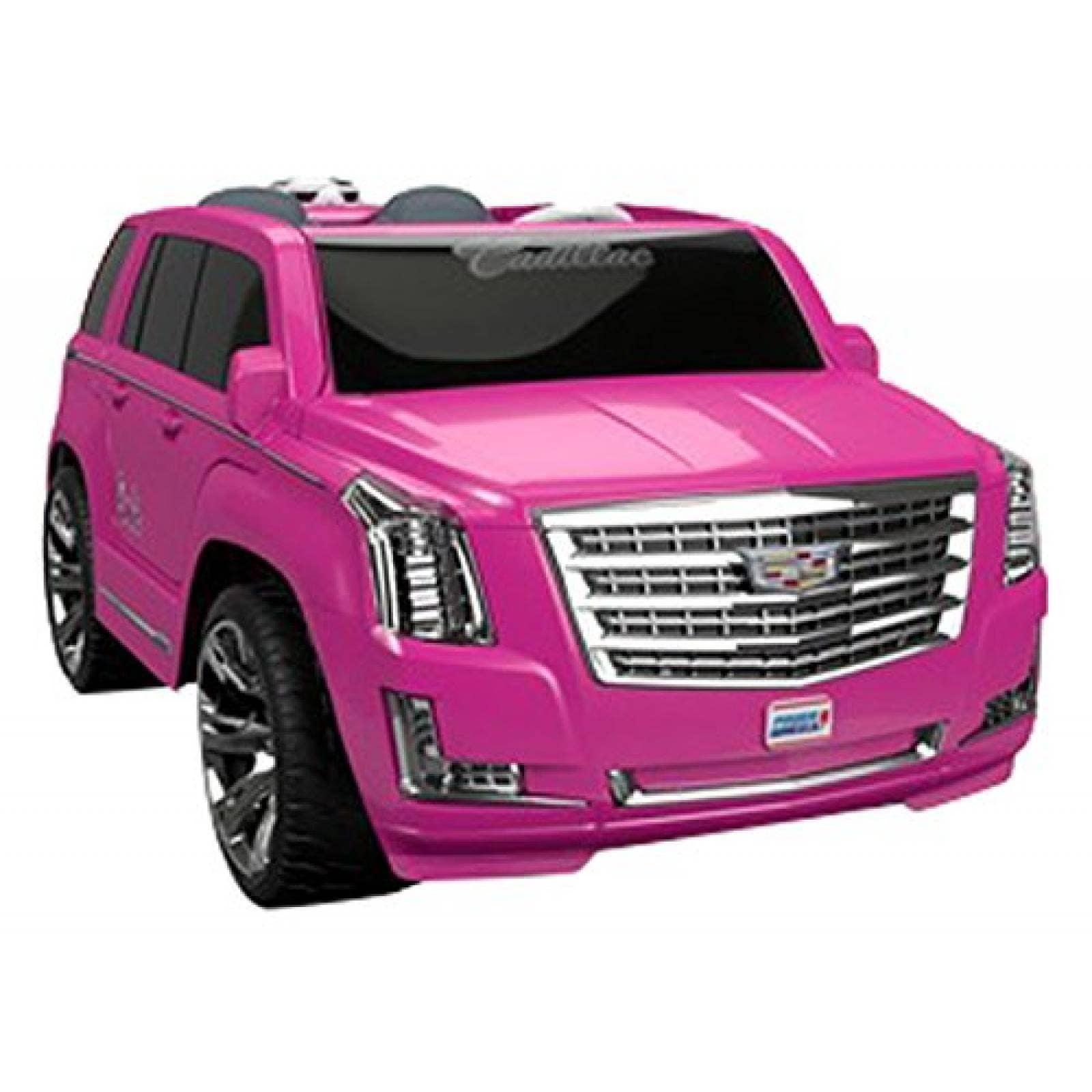 Fisher-Price Power Wheels Vehículo Barbie Escalade