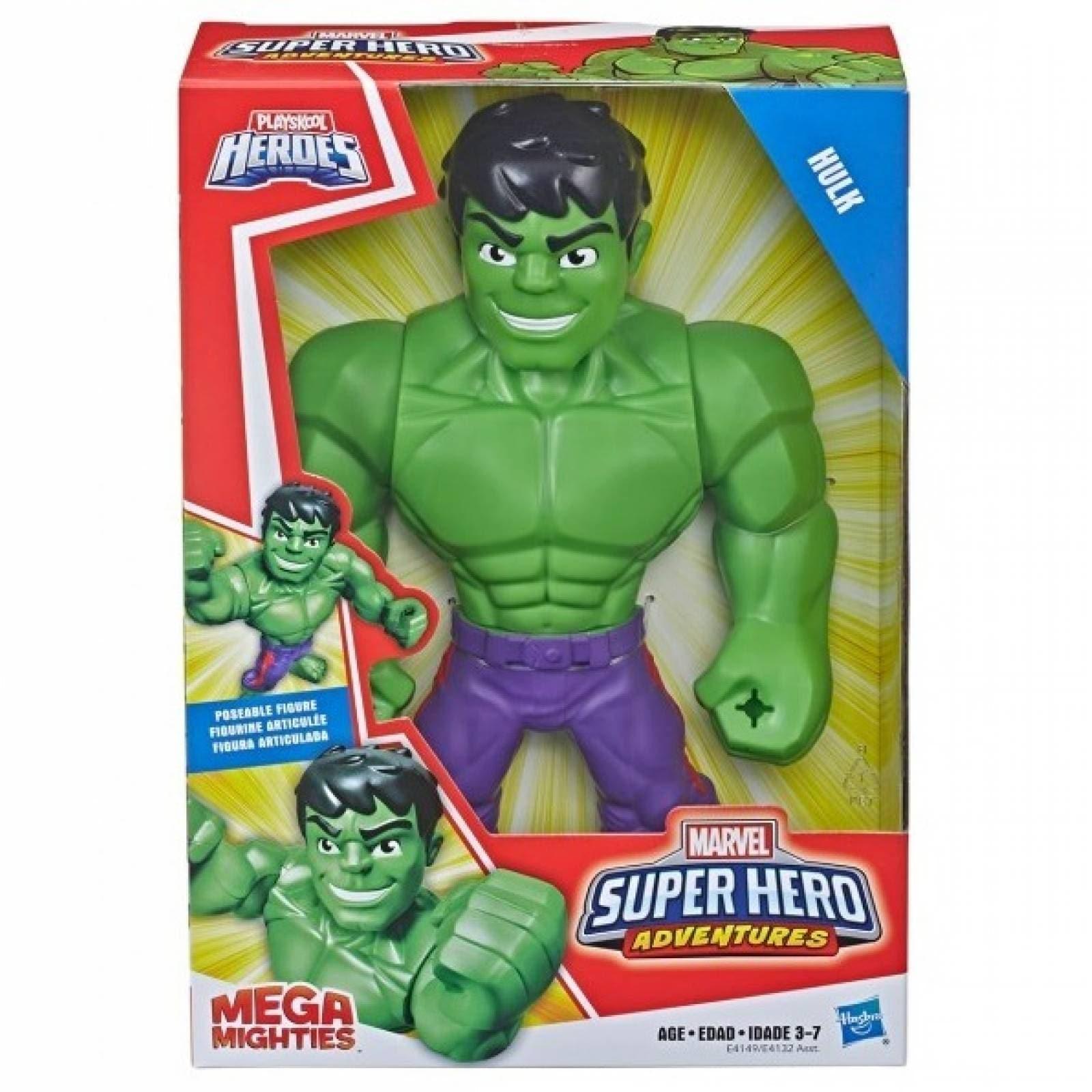 SUPER HERO ADVENTURES MEGA MIGHTIES HULK