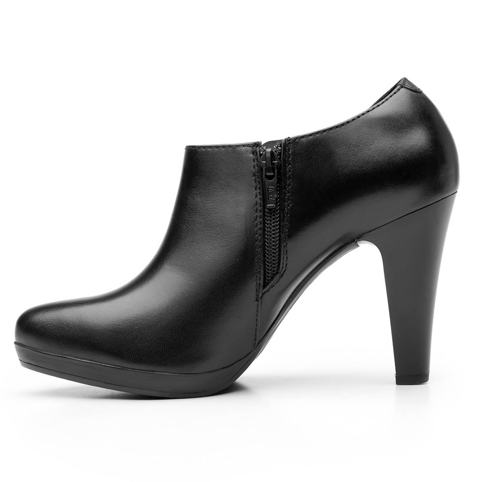 Zapatilla Flexi para mujer - 33617  negro