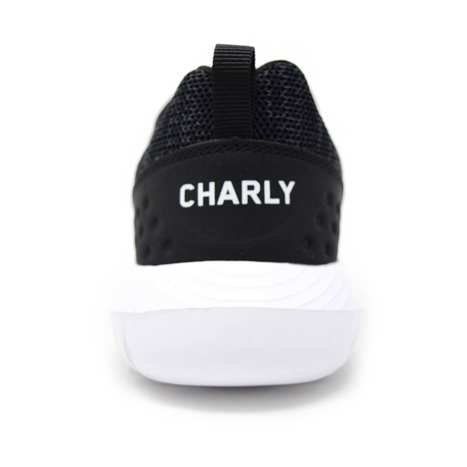 Tenis Charly para hombre - 1029535002  negro/blanco