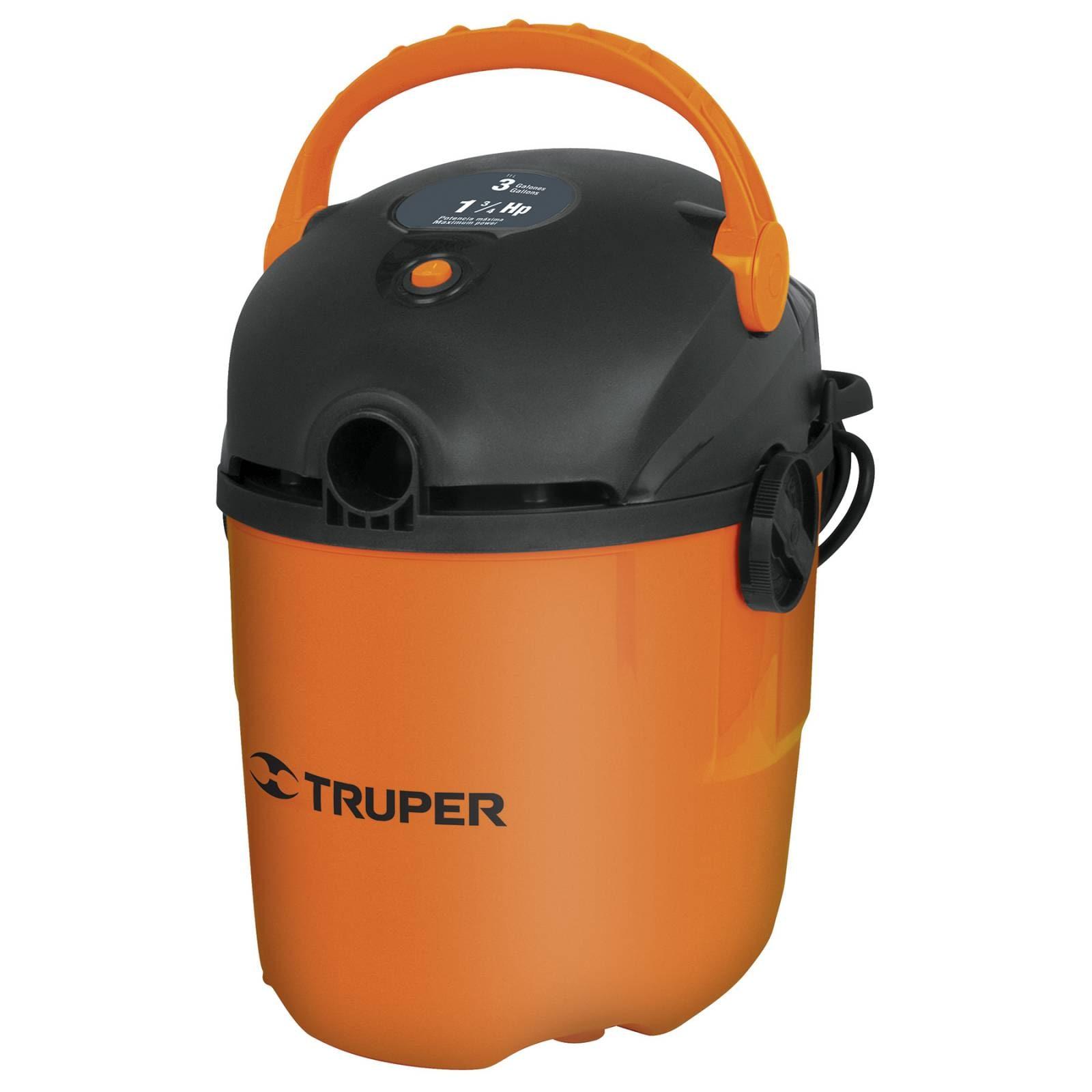 Aspiradora de 3 galones Truper 12091