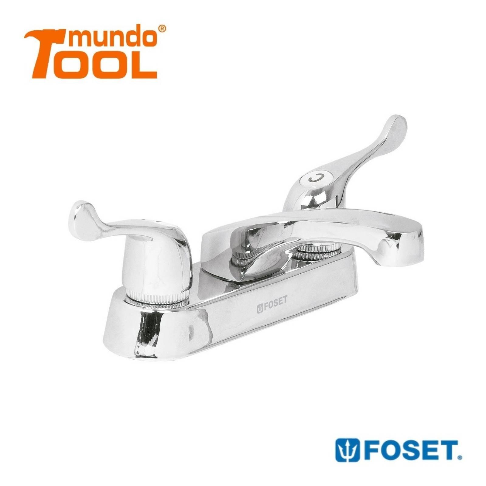 Mezcladora Lavabo Manerales Palanca Basic Foset 49278