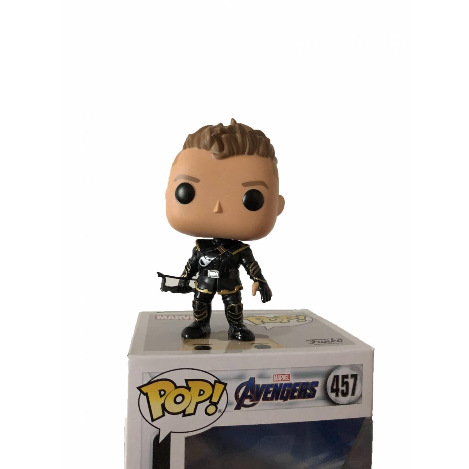 Funko Pop Marvel: Avengers Endgame - Hawkeye con traje Ronin