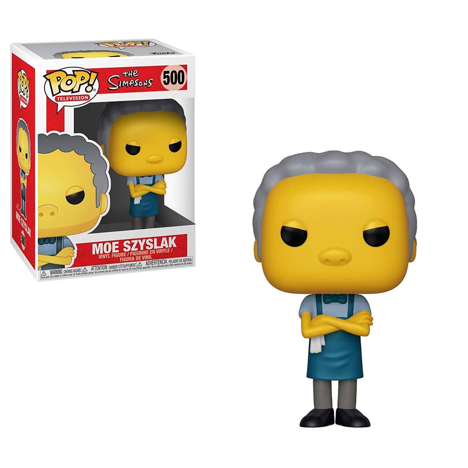 Funko Pop Moe Szyslak de Los Simpson