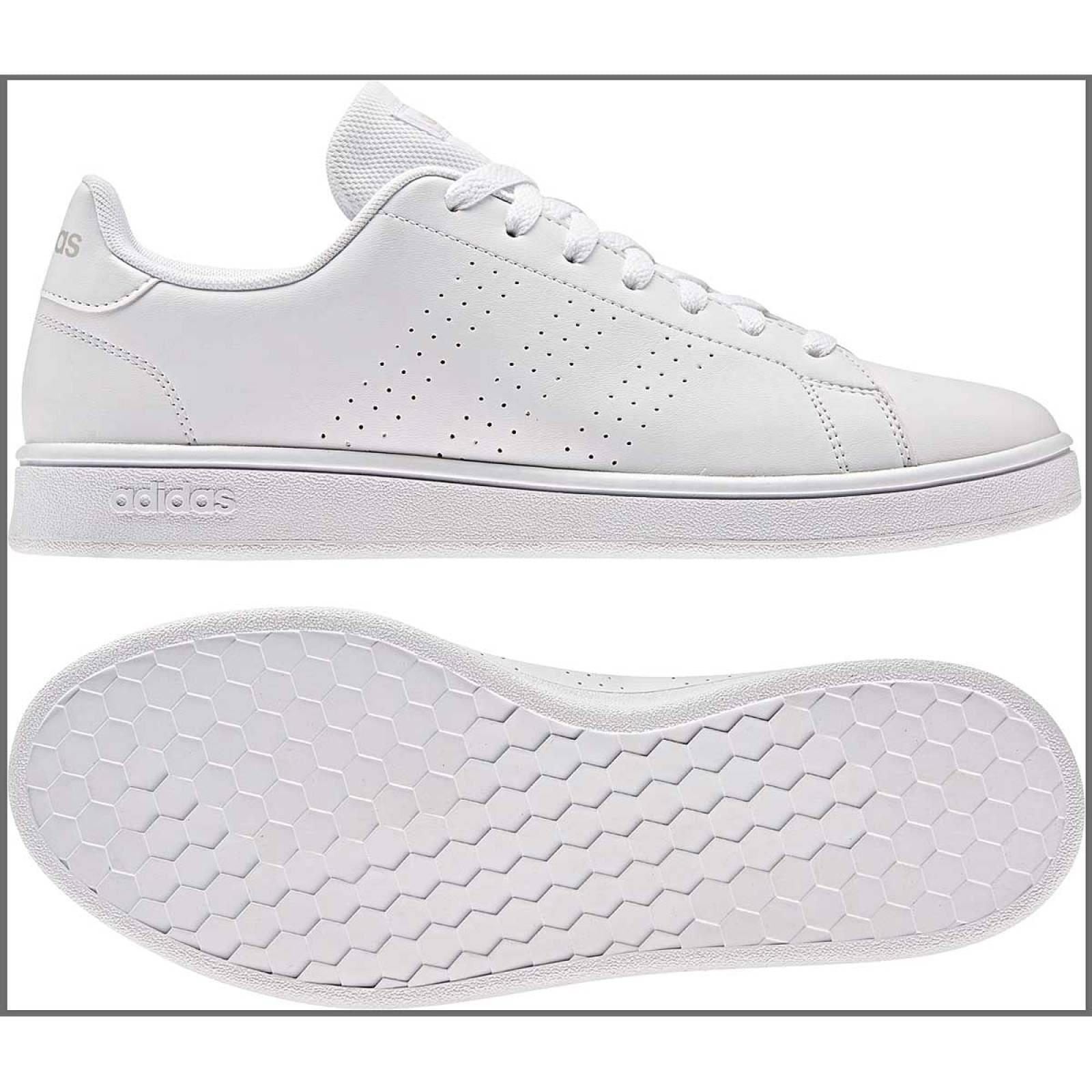 Adidas Tenis Hombre Blanco