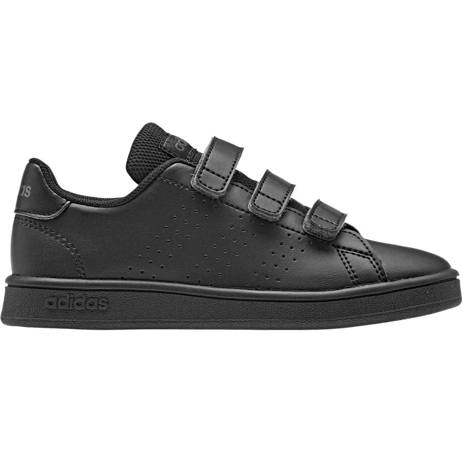 Adidas Tenis Niño Negro