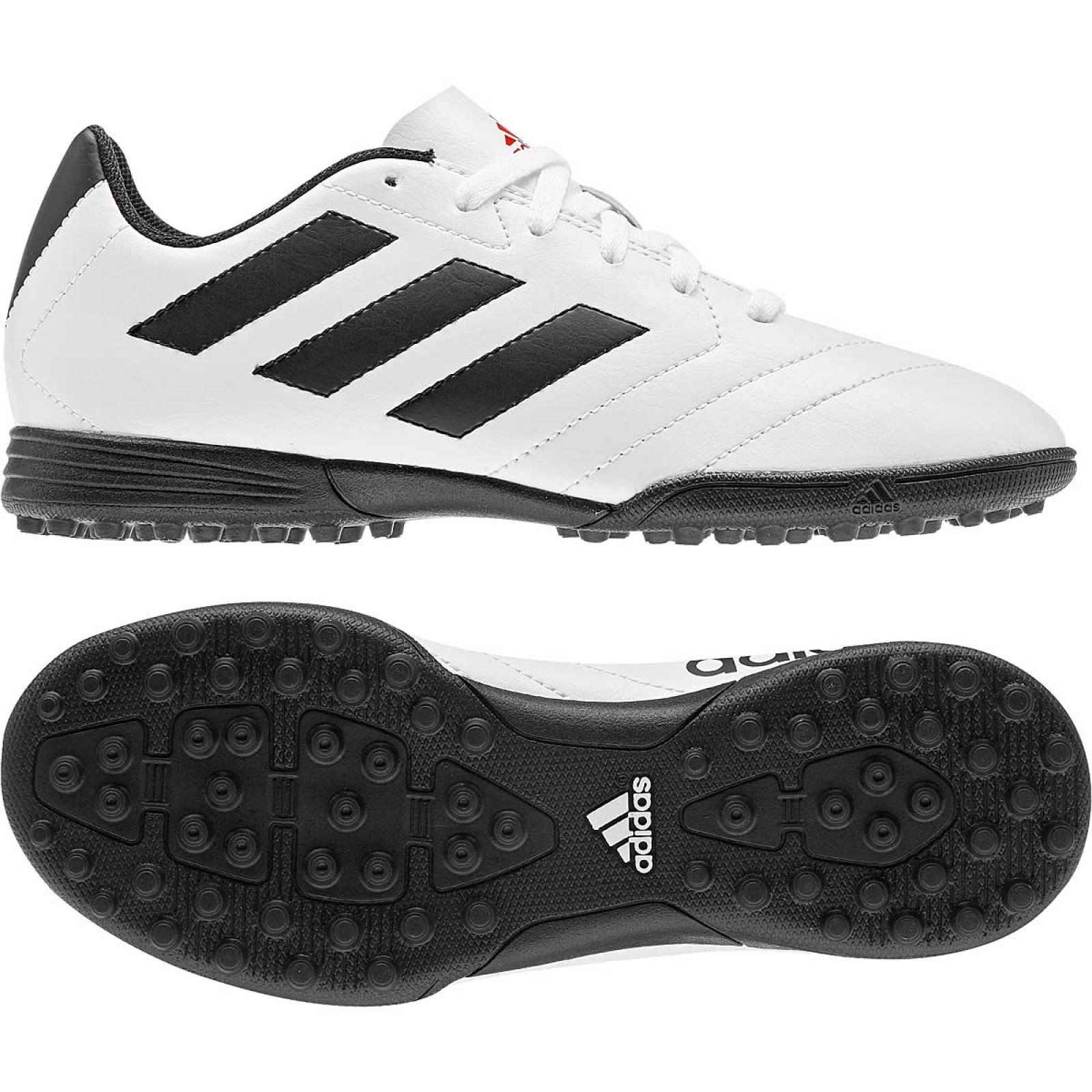 Adidas Tenis Joven Blanco negro