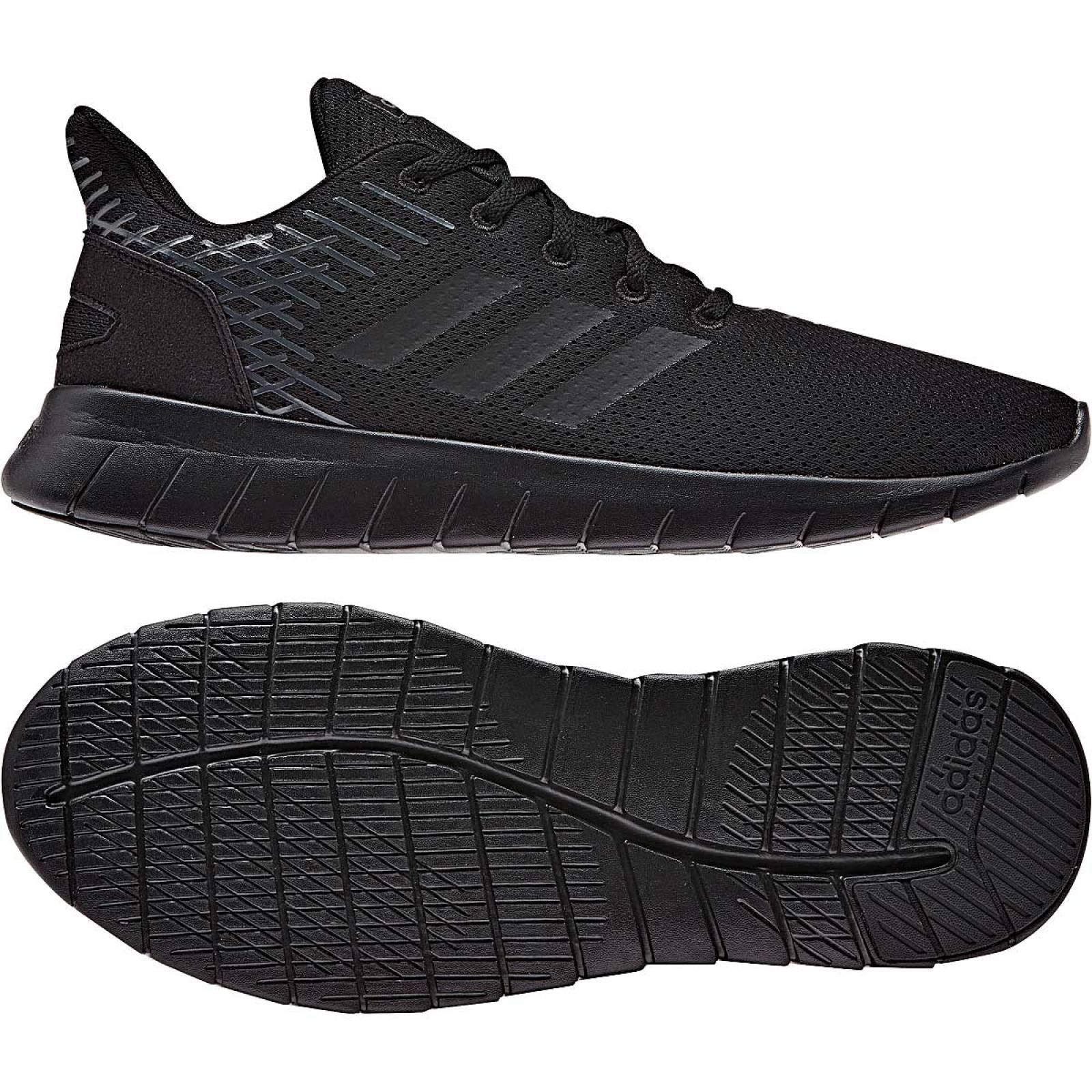 Adidas Tenis Hombre Negro