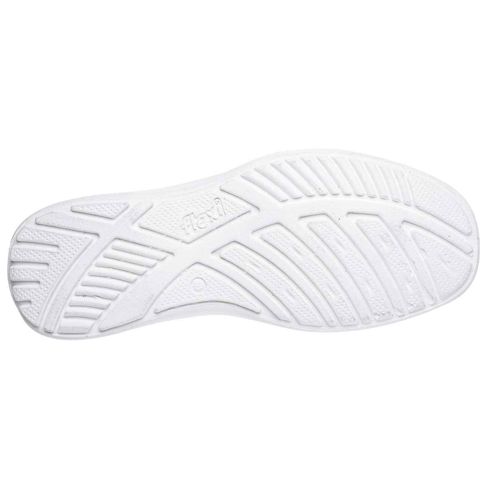 Flexi Zapato Hombre Blanco
