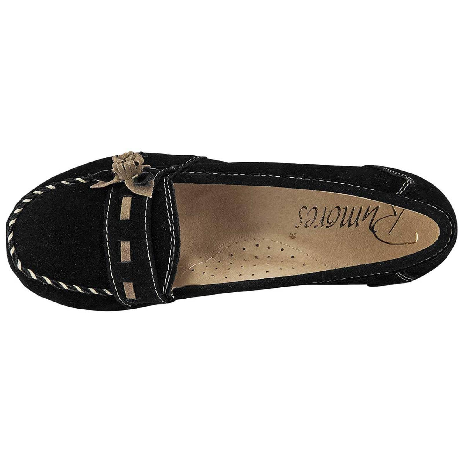 Rumores Zapato Mujer Negro