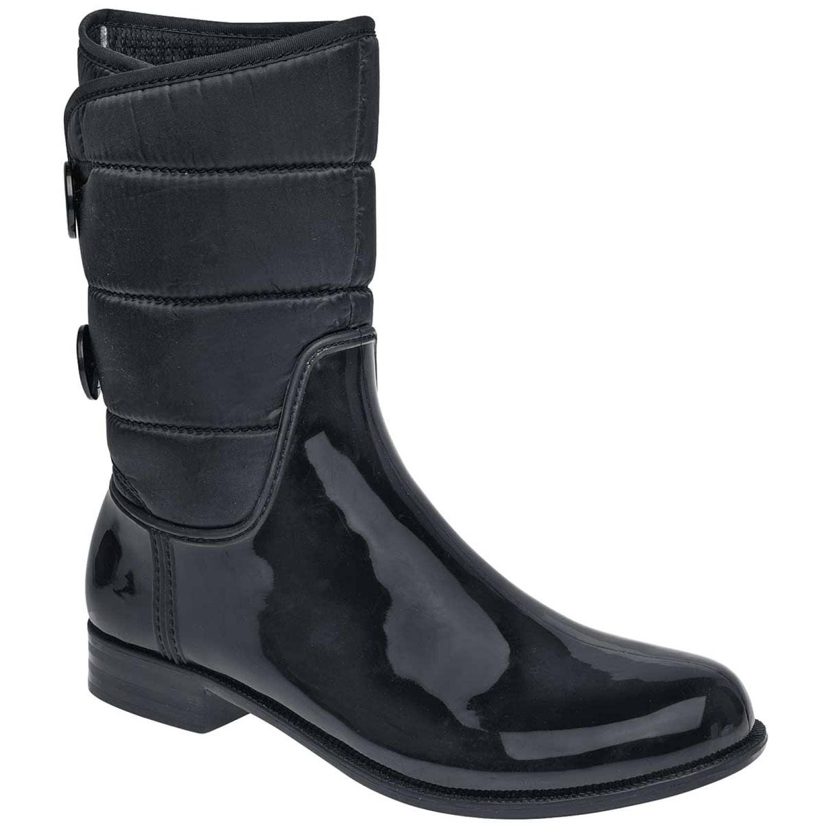 Elega Zapato Mujer Negro