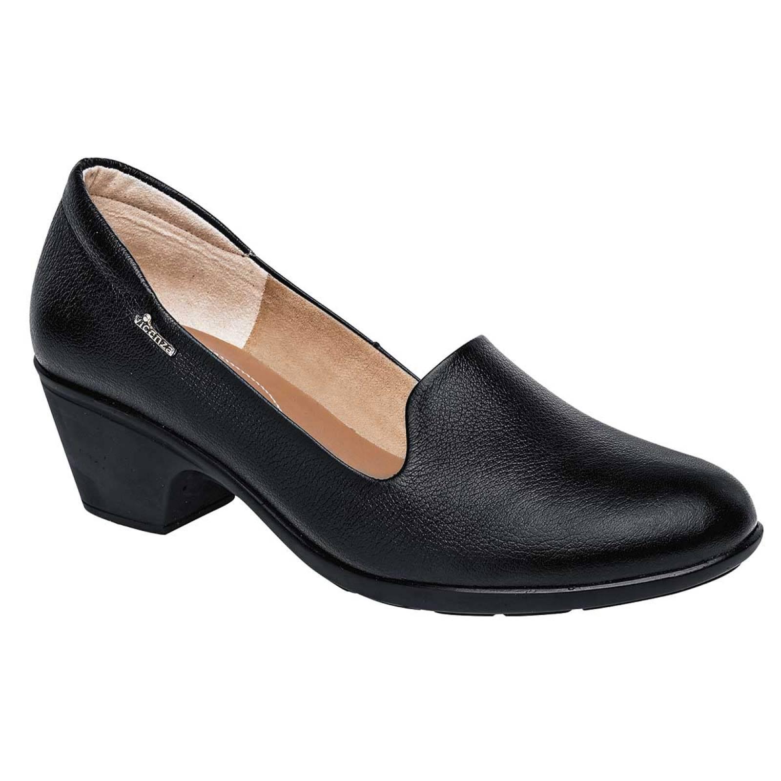 Vicenza Zapato Mujer Negro