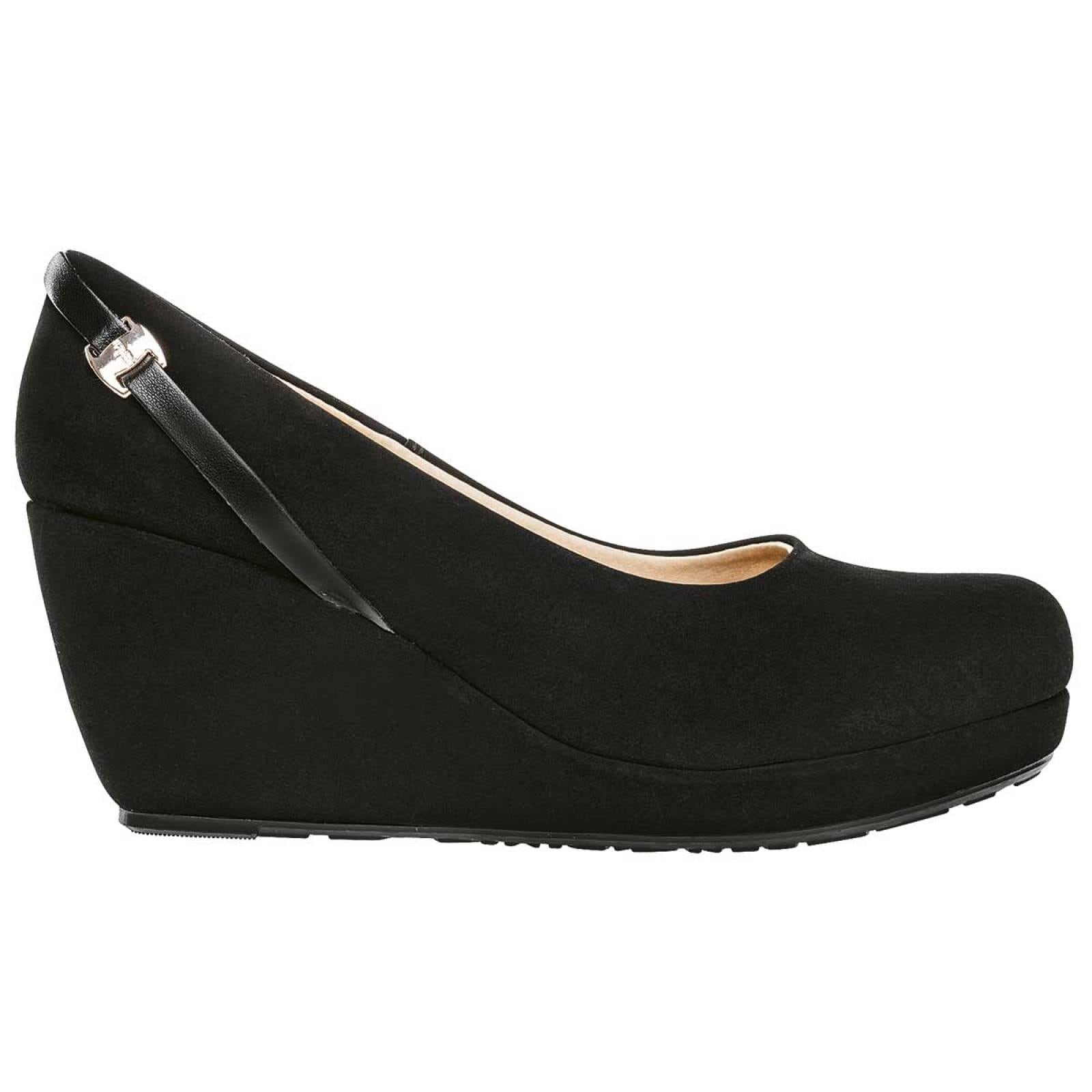 Lital liyu Zapato Mujer Negro