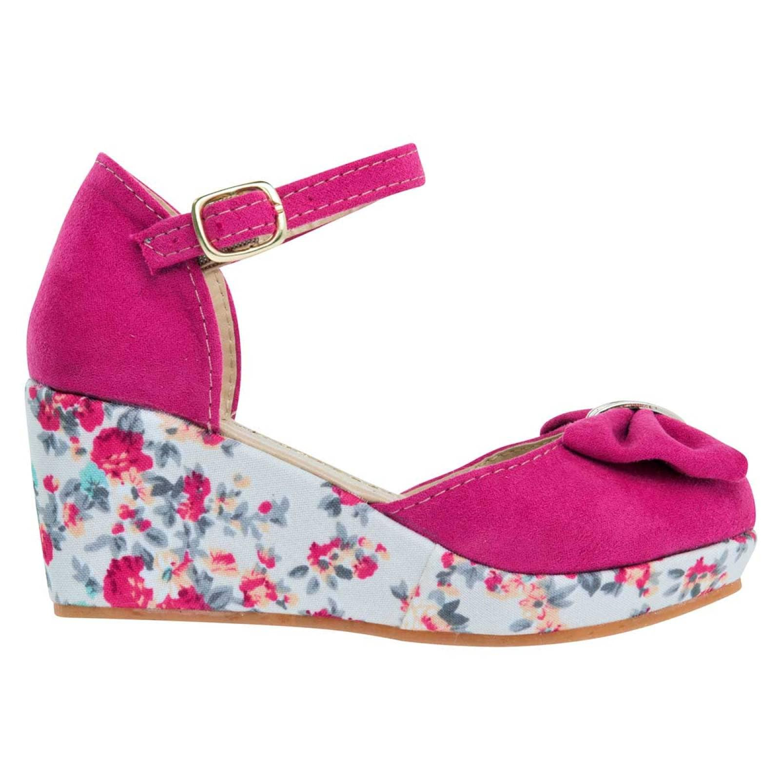 Niñas fashion Sandalia Niña Fiusha