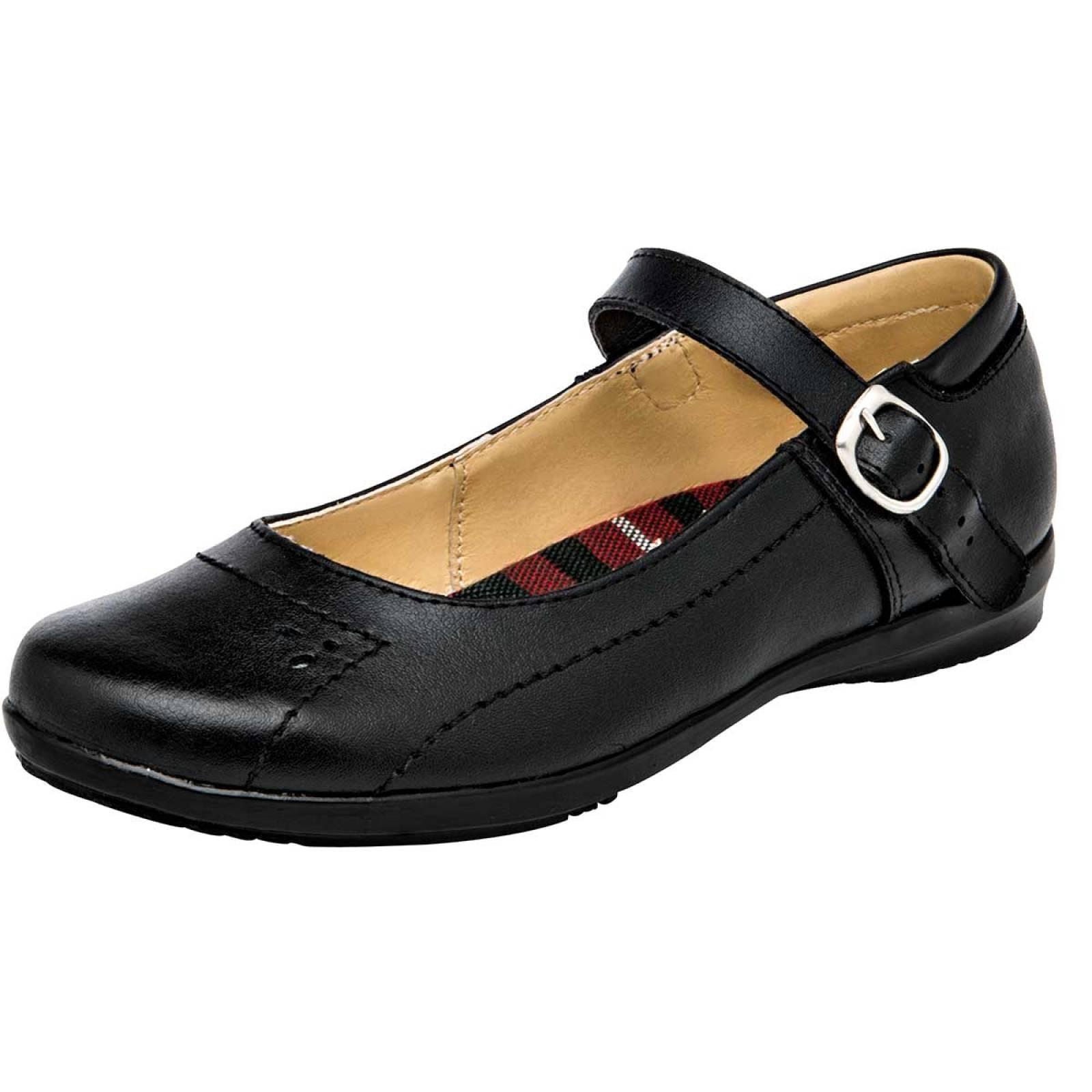 Yondeer Zapato Mujer Negro