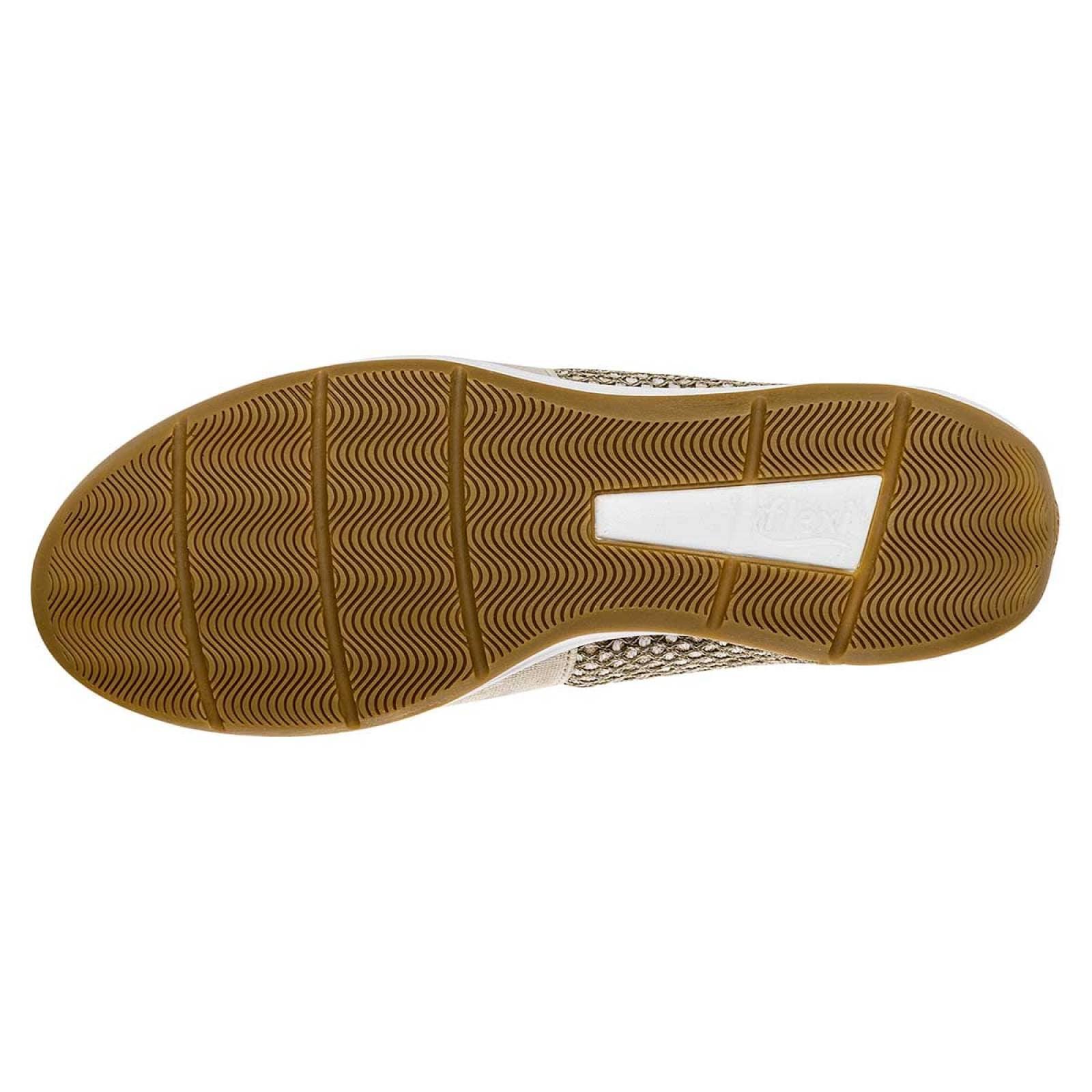 Flexi Zapato Mujer Beige
