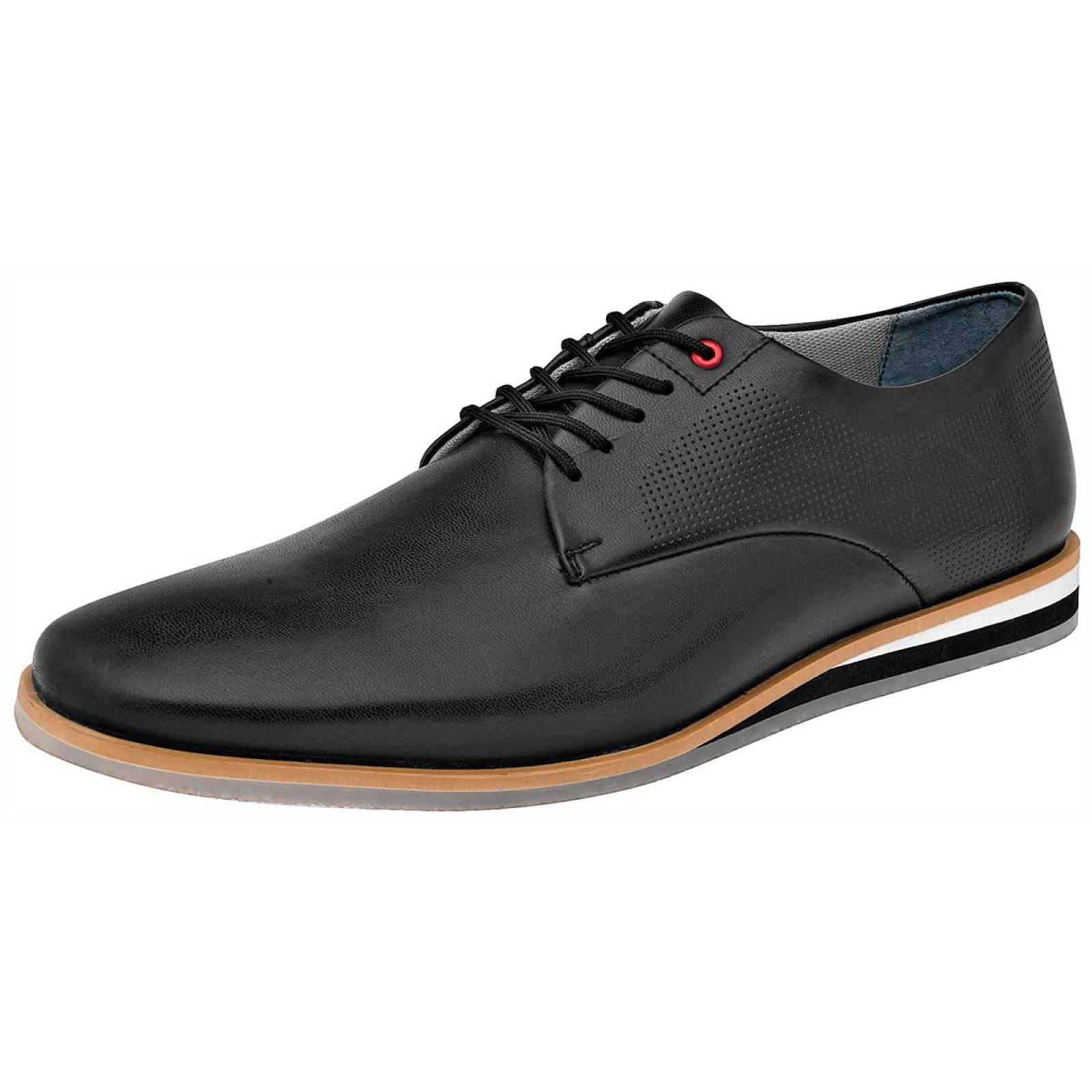 Capa de ozono Zapato Hombre Negro