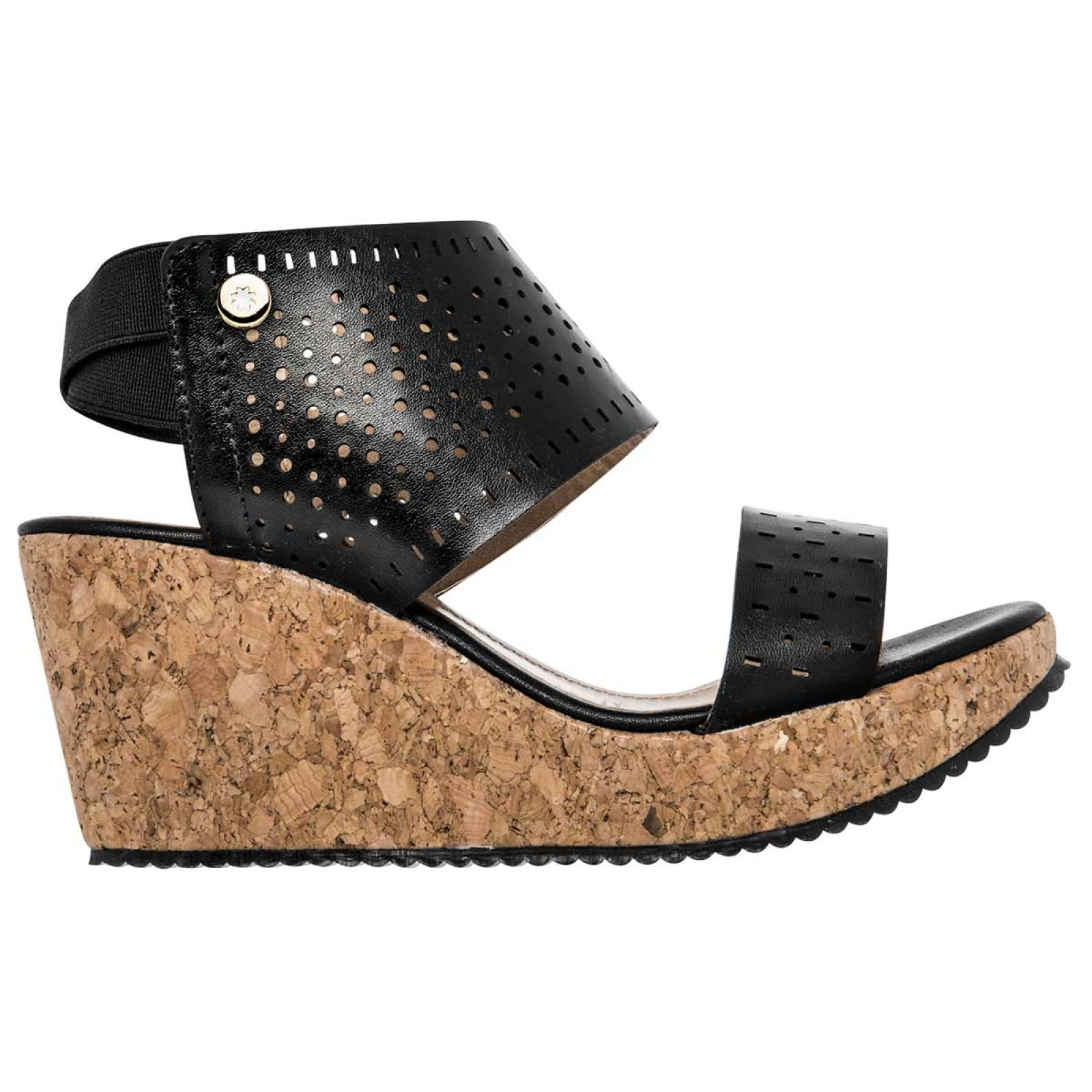 Moramora fratta Zapato Mujer Negro