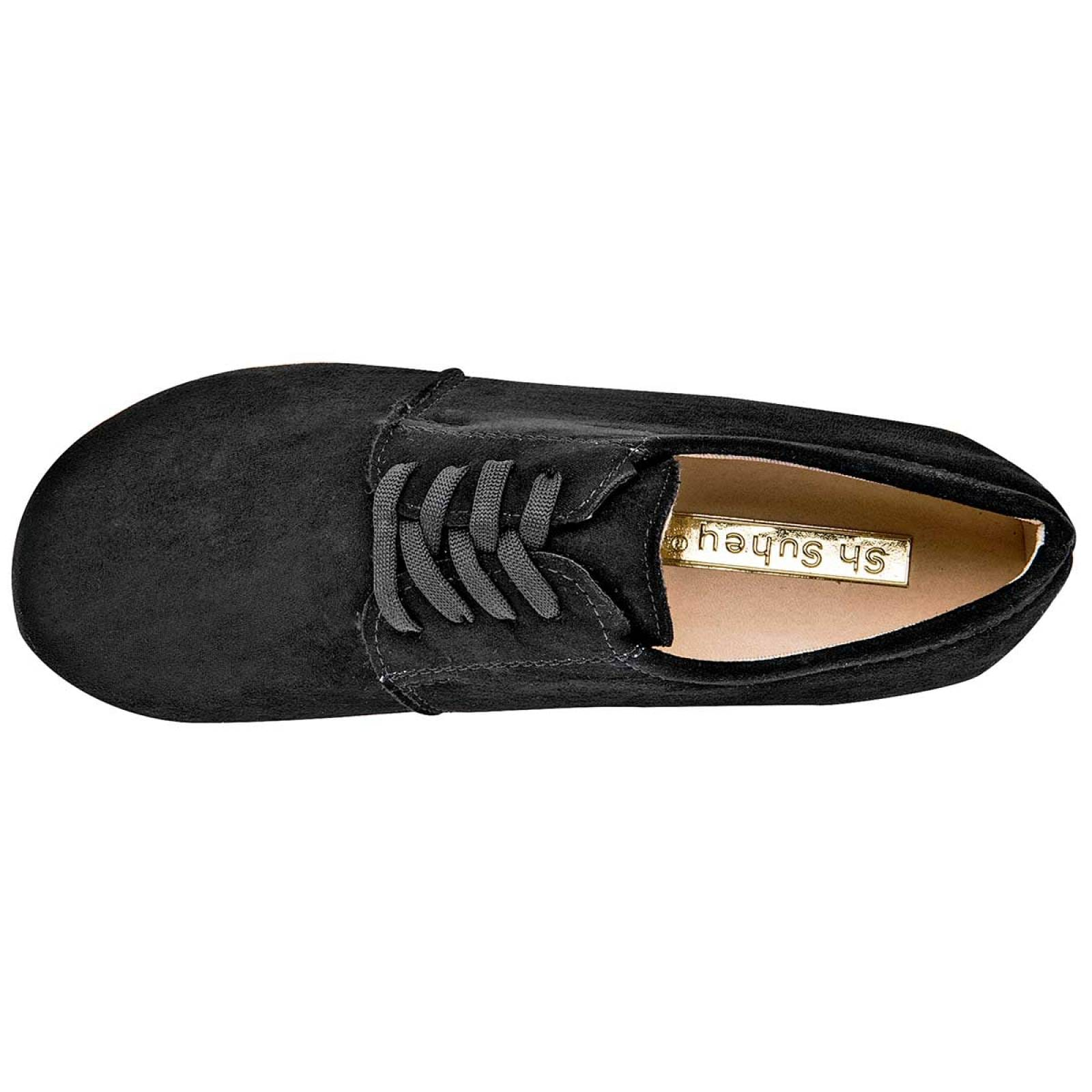 Suhey Zapato Mujer Negro