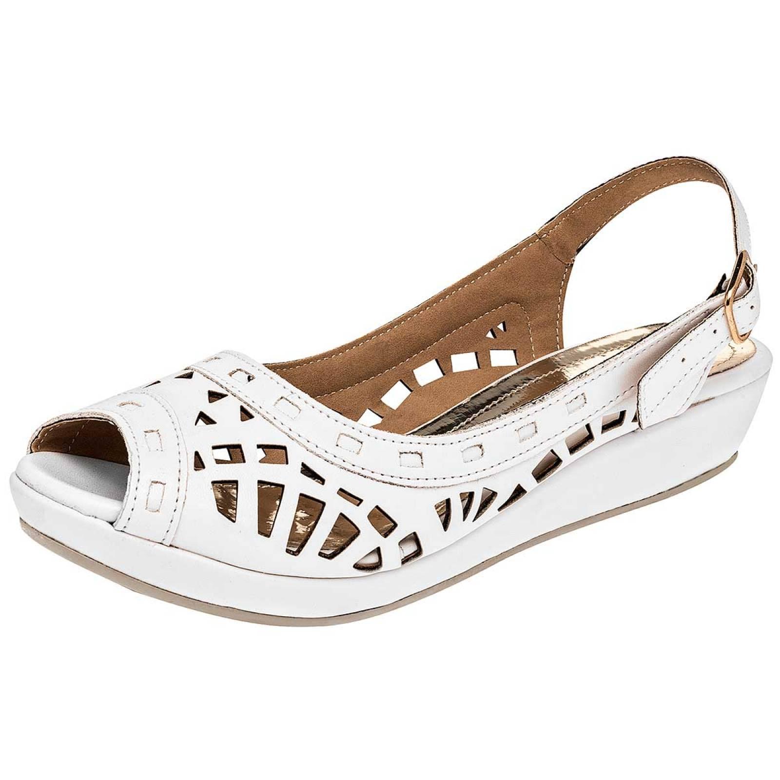 Kandy live Zapato Mujer Blanco