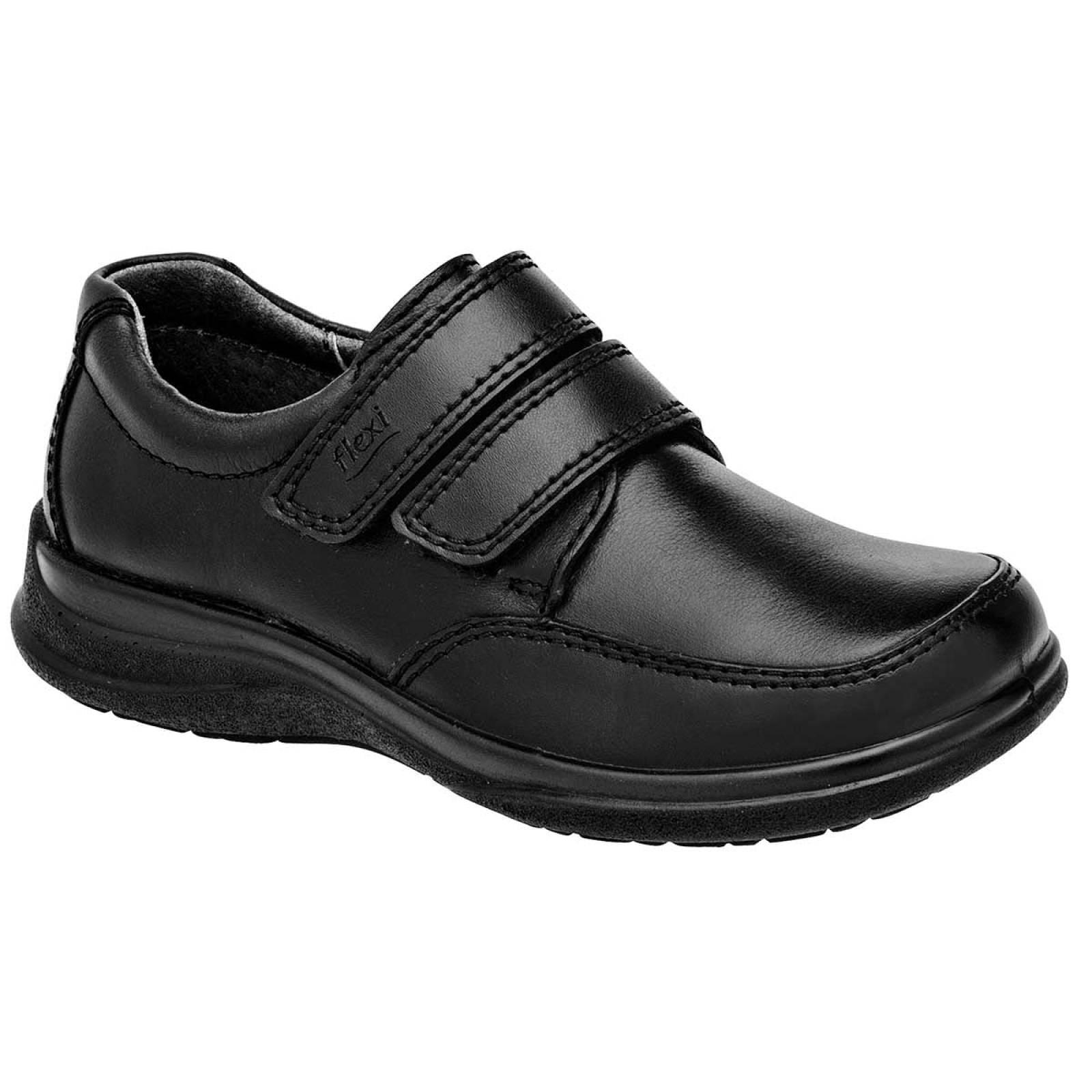 Flexi Zapato Niño Negro