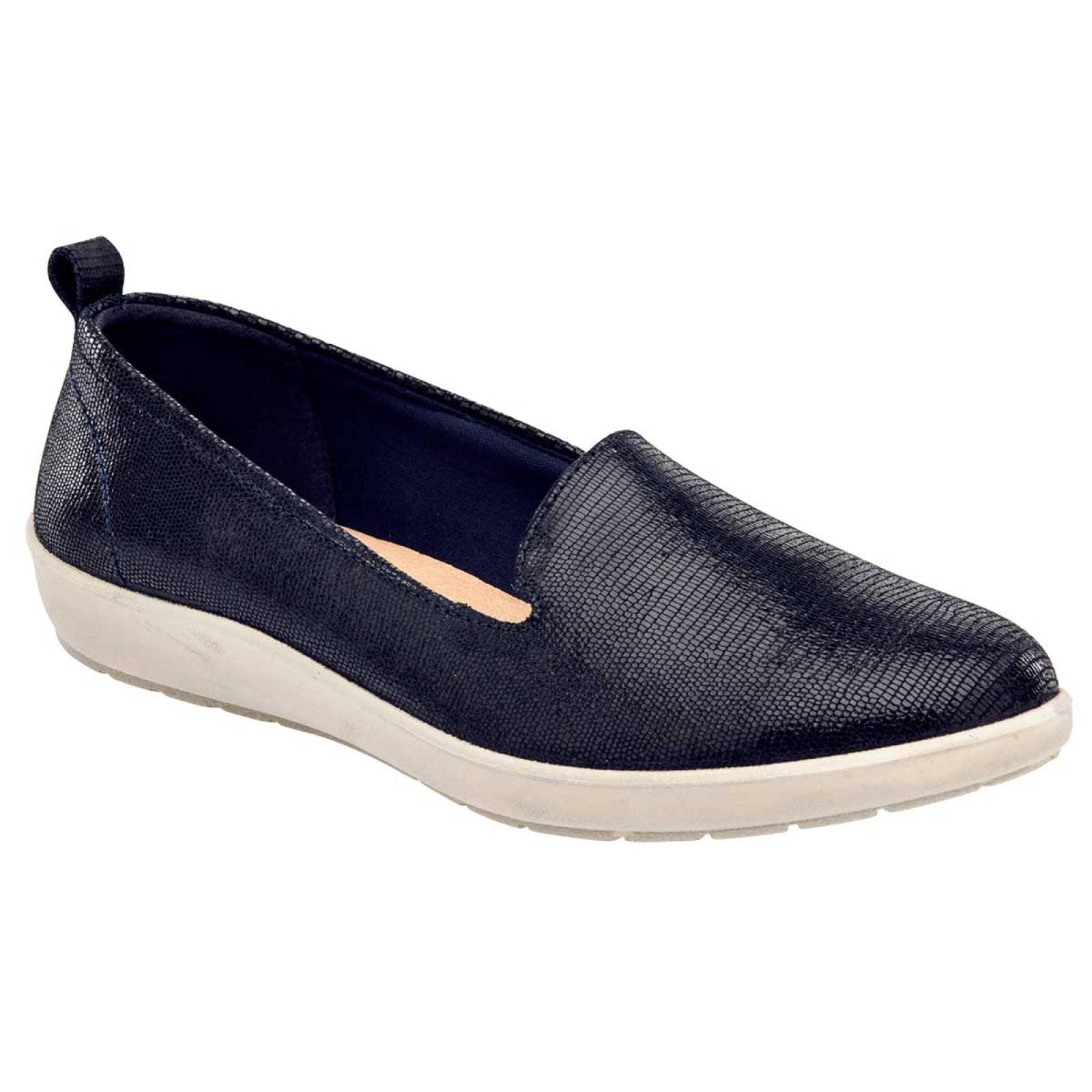 Flexi Zapato Mujer Marino