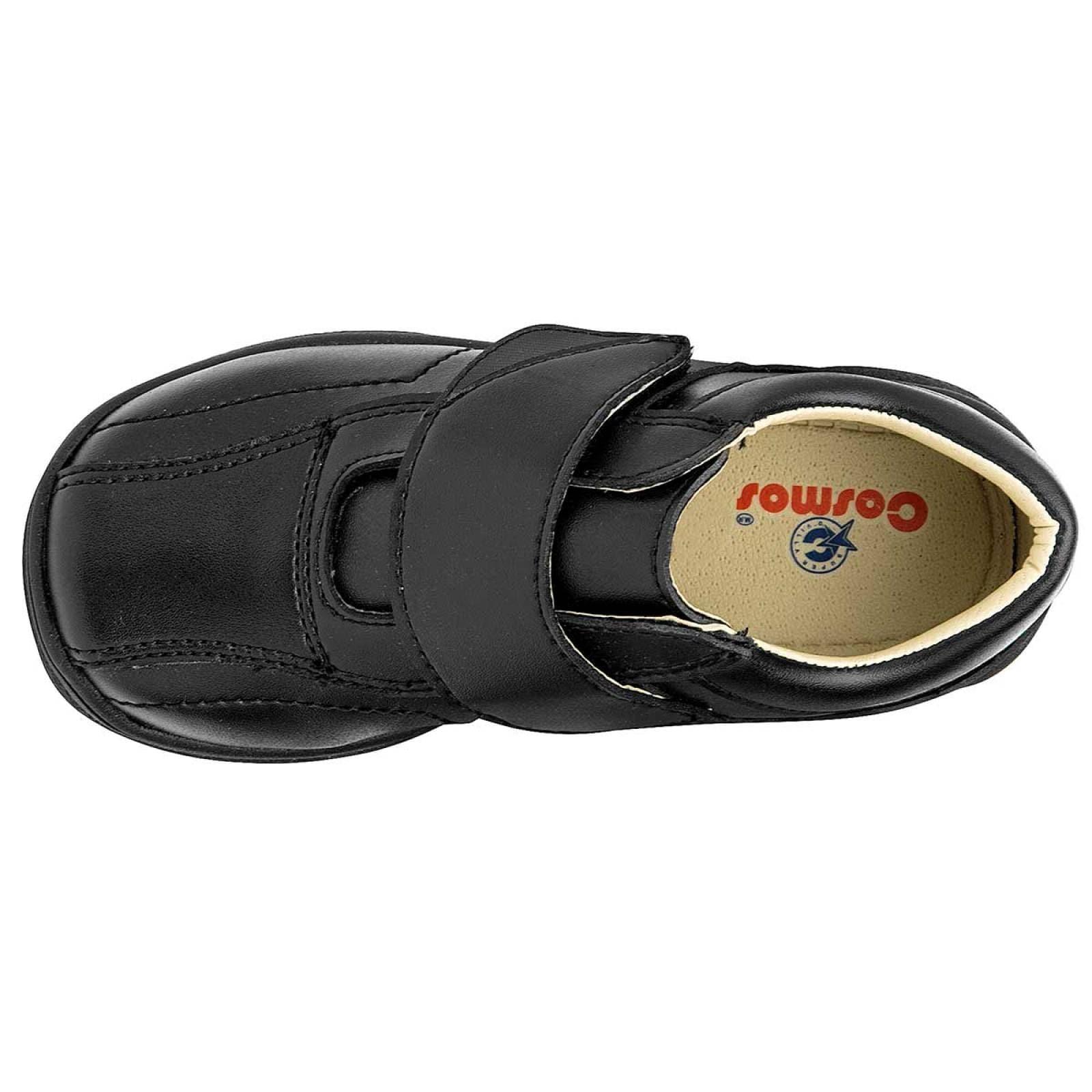 Cosmos Zapato Joven Negro