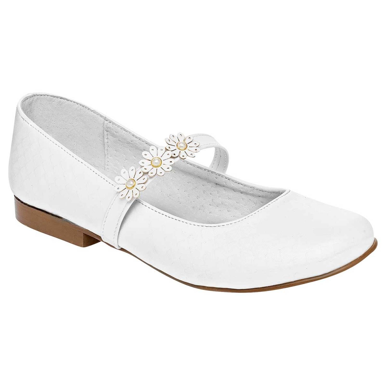 Adriana's Zapato Mujer Blanco