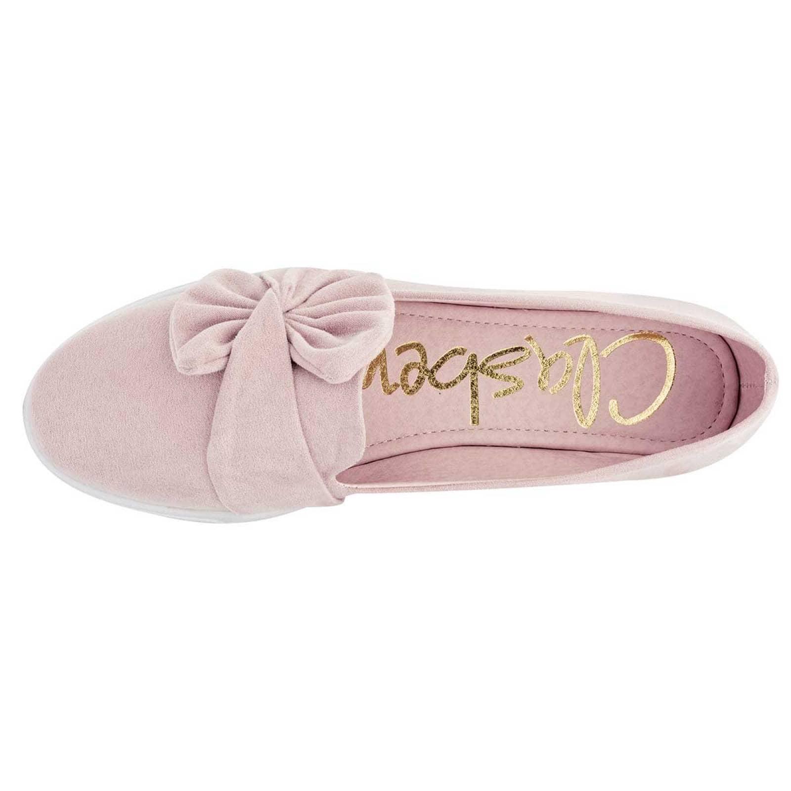 Clasben Zapato Mujer Rosa