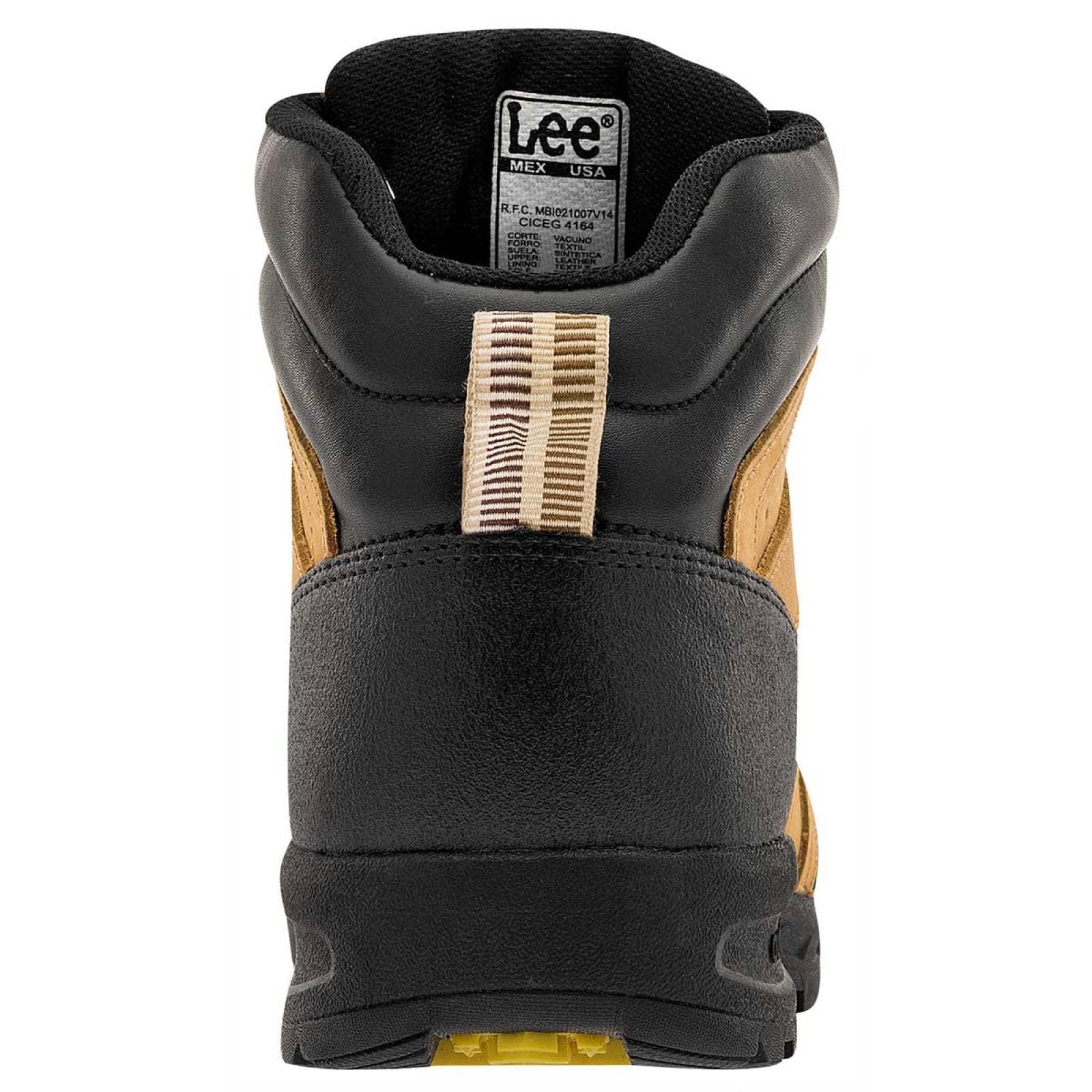 Lee Zapato Hombre Amarillo negro