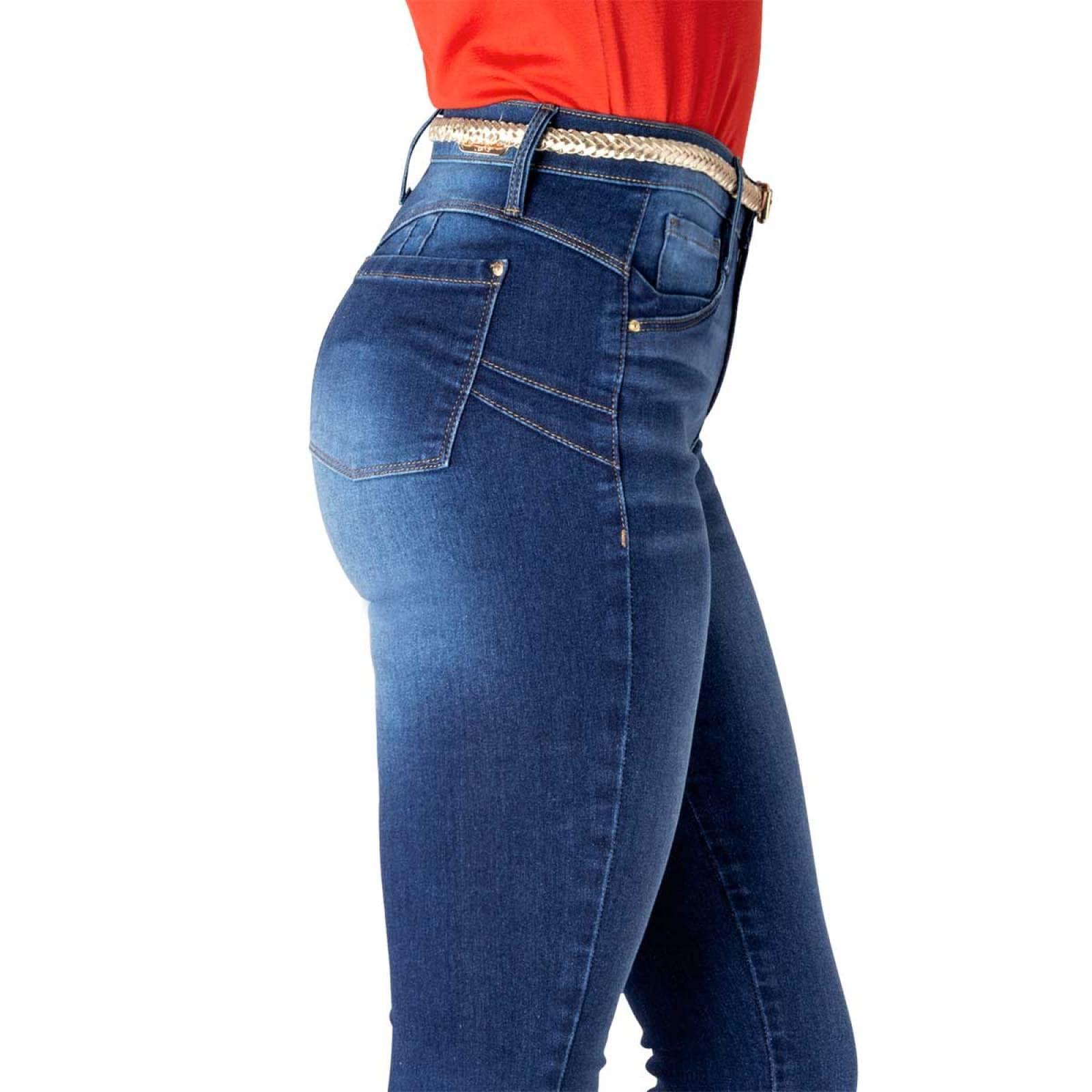 Revolucion Jeans Mujer Mezclilla