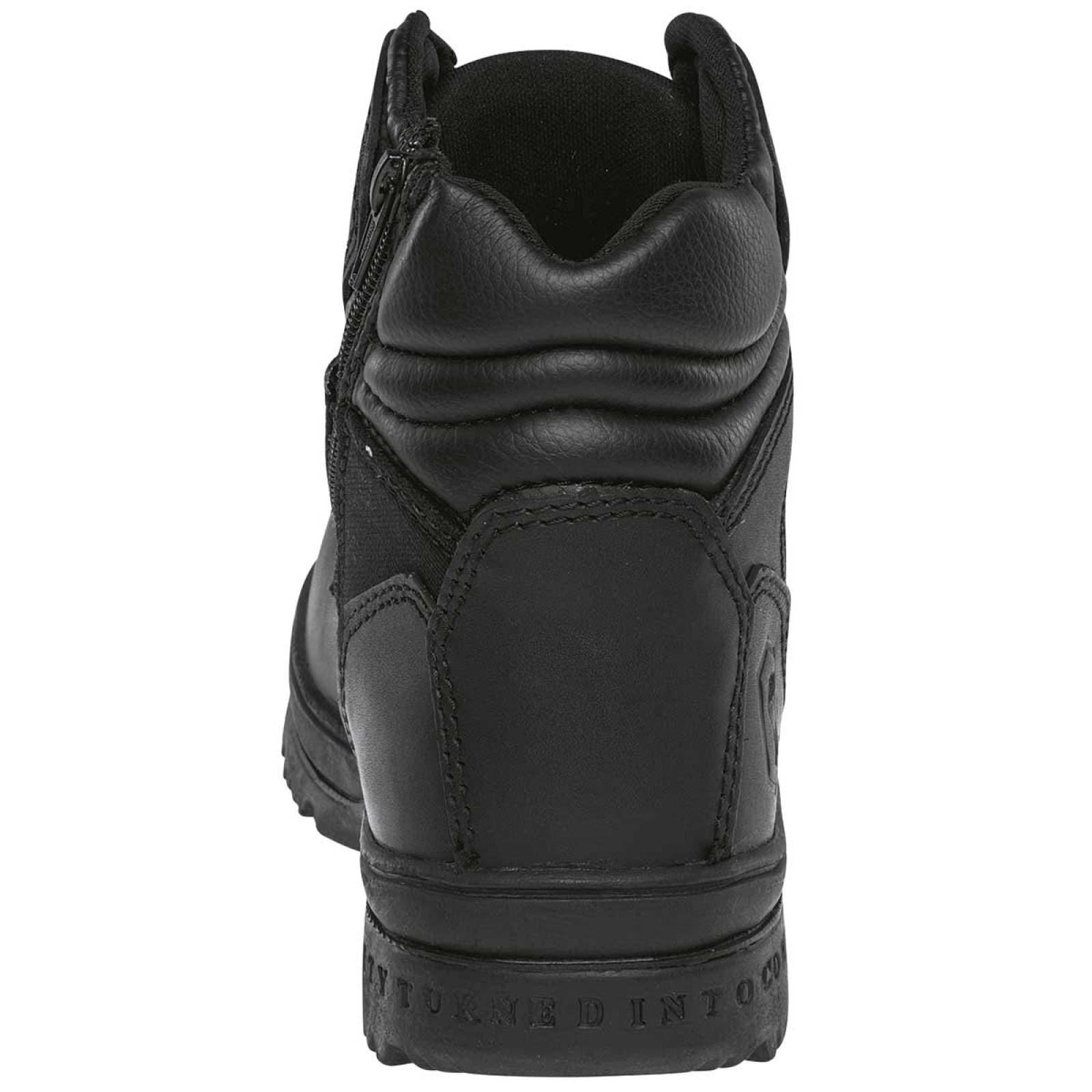 Jack rud rombar Zapato Hombre Negro
