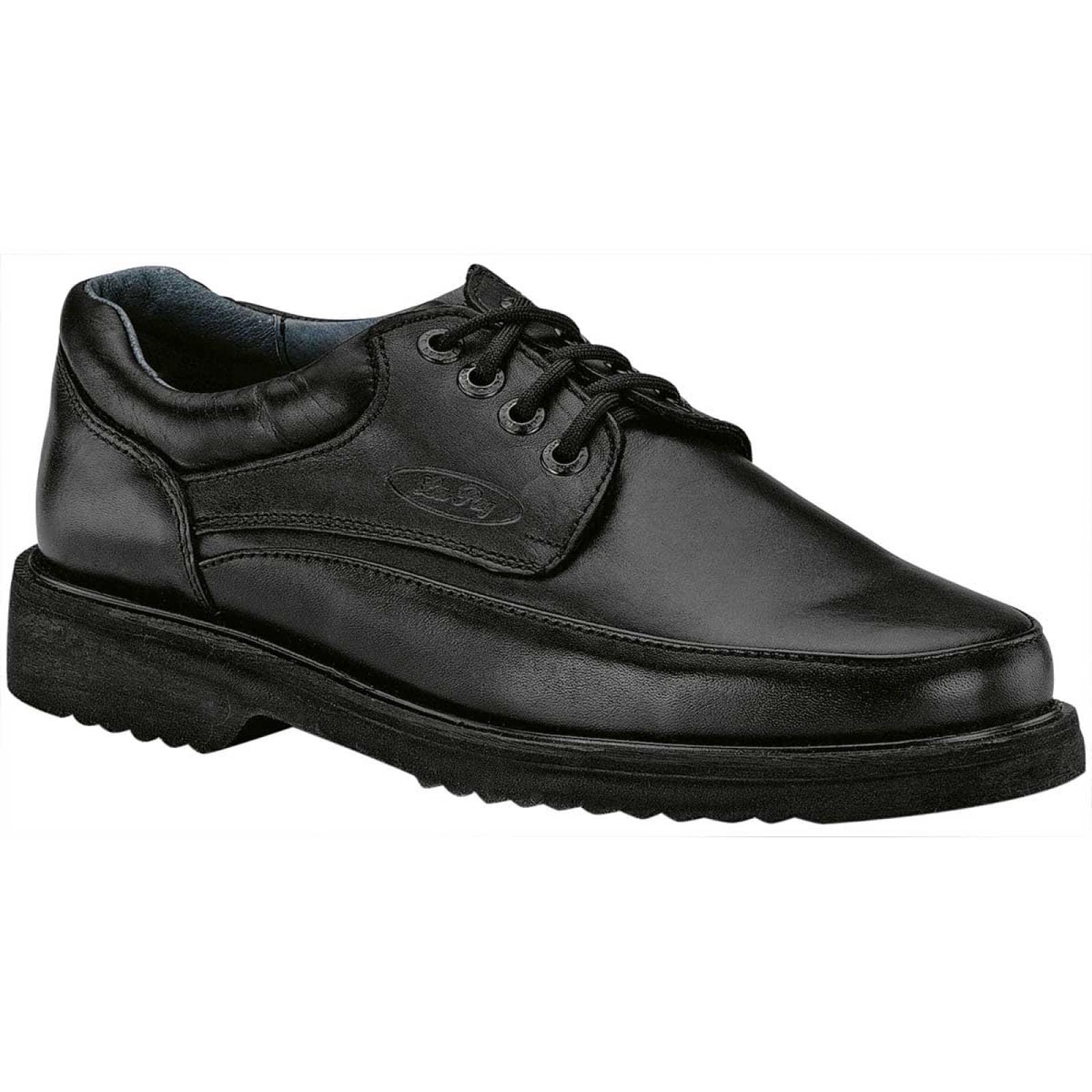 La pag Zapato Hombre Negro