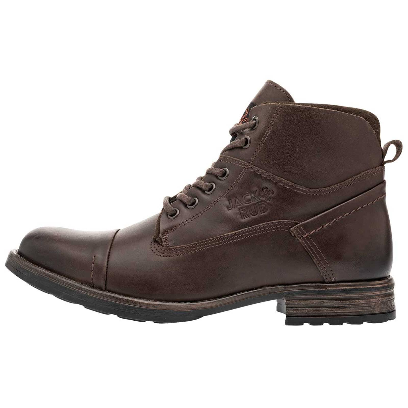 Jack rud shoe brand Bota y botin Hombre Cafe