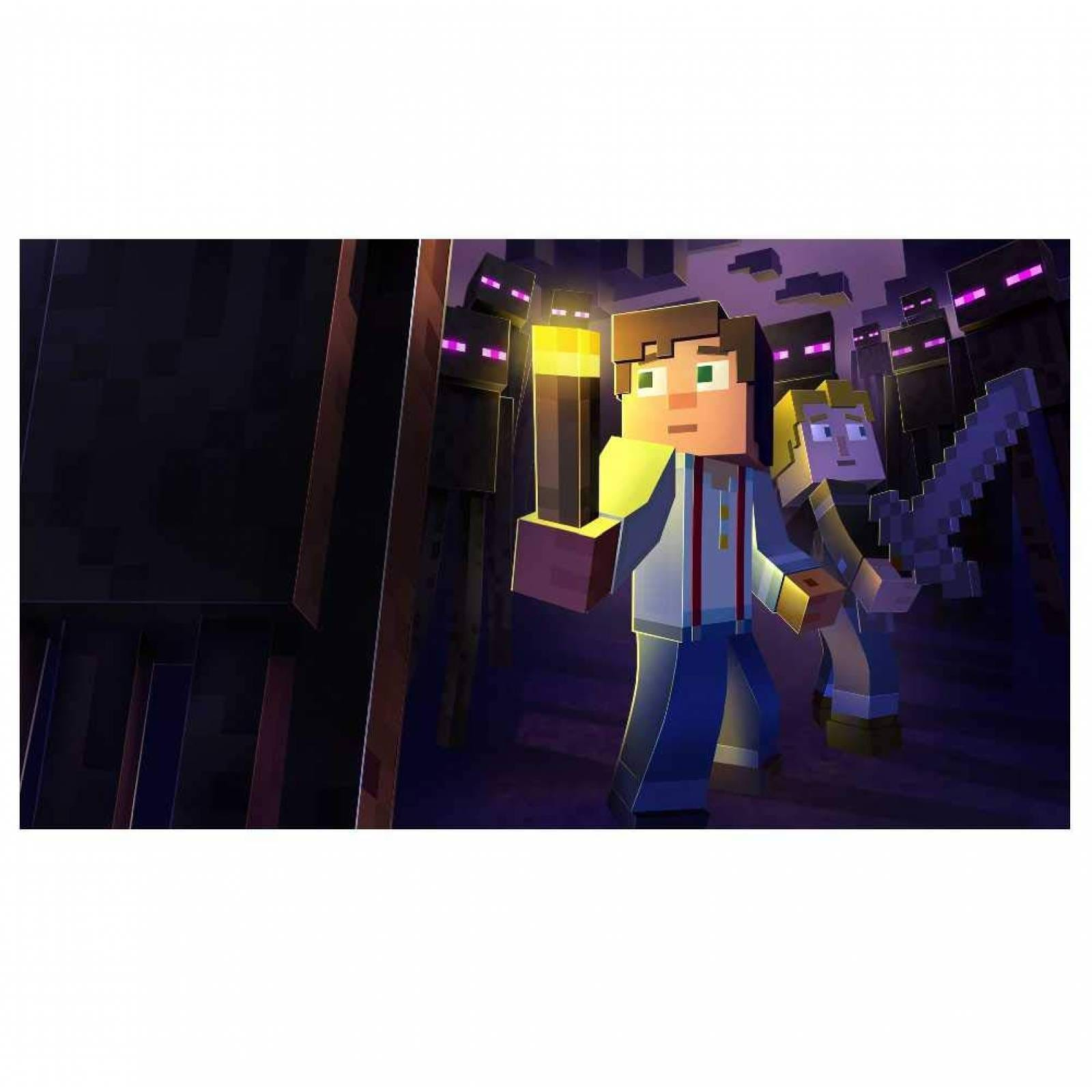 Xbox One Minecraft The Complete Adventure