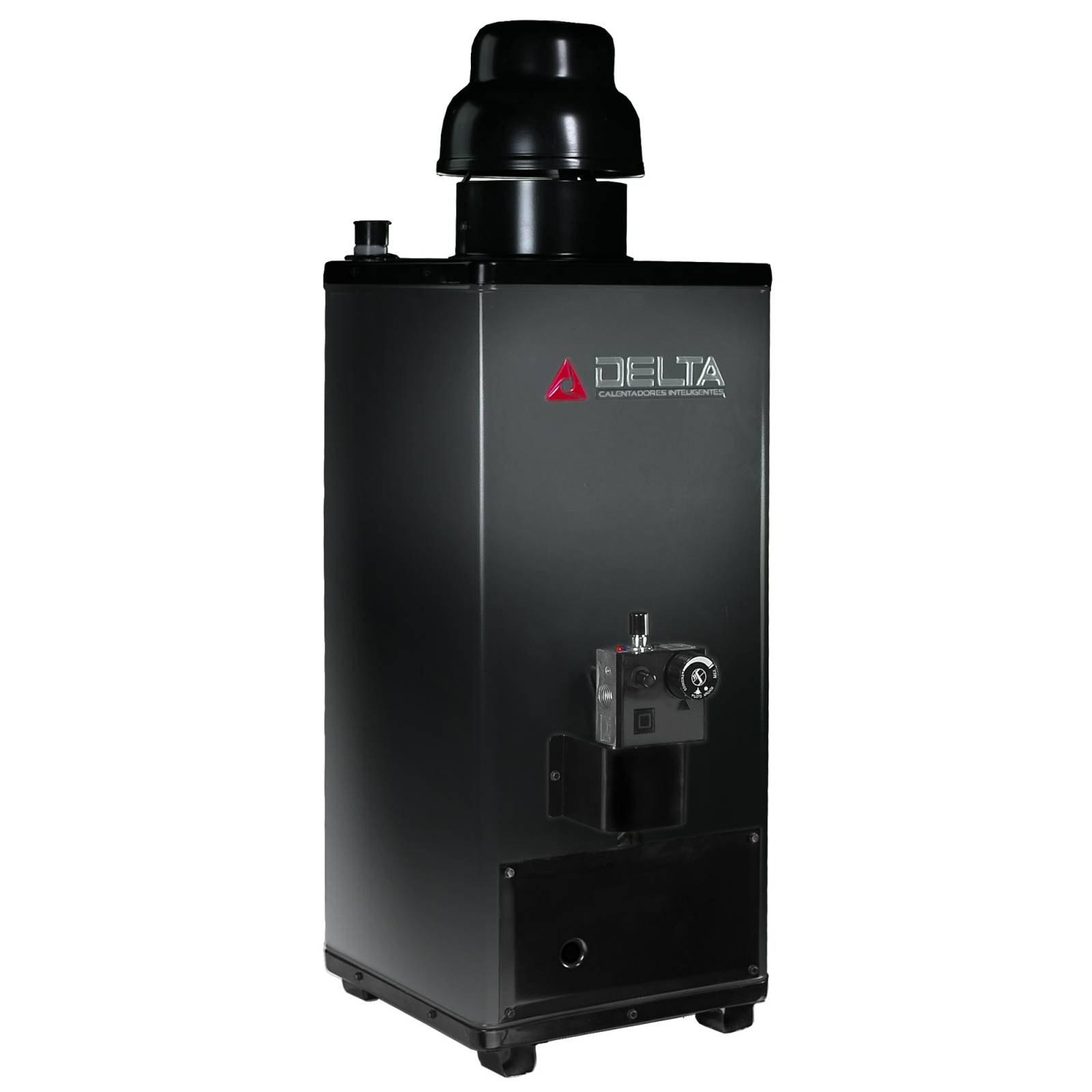 Calentador de Agua de Rápida Recuperación DELTA 9 Litros 2.5 Servicios Gas Natural Delta 01